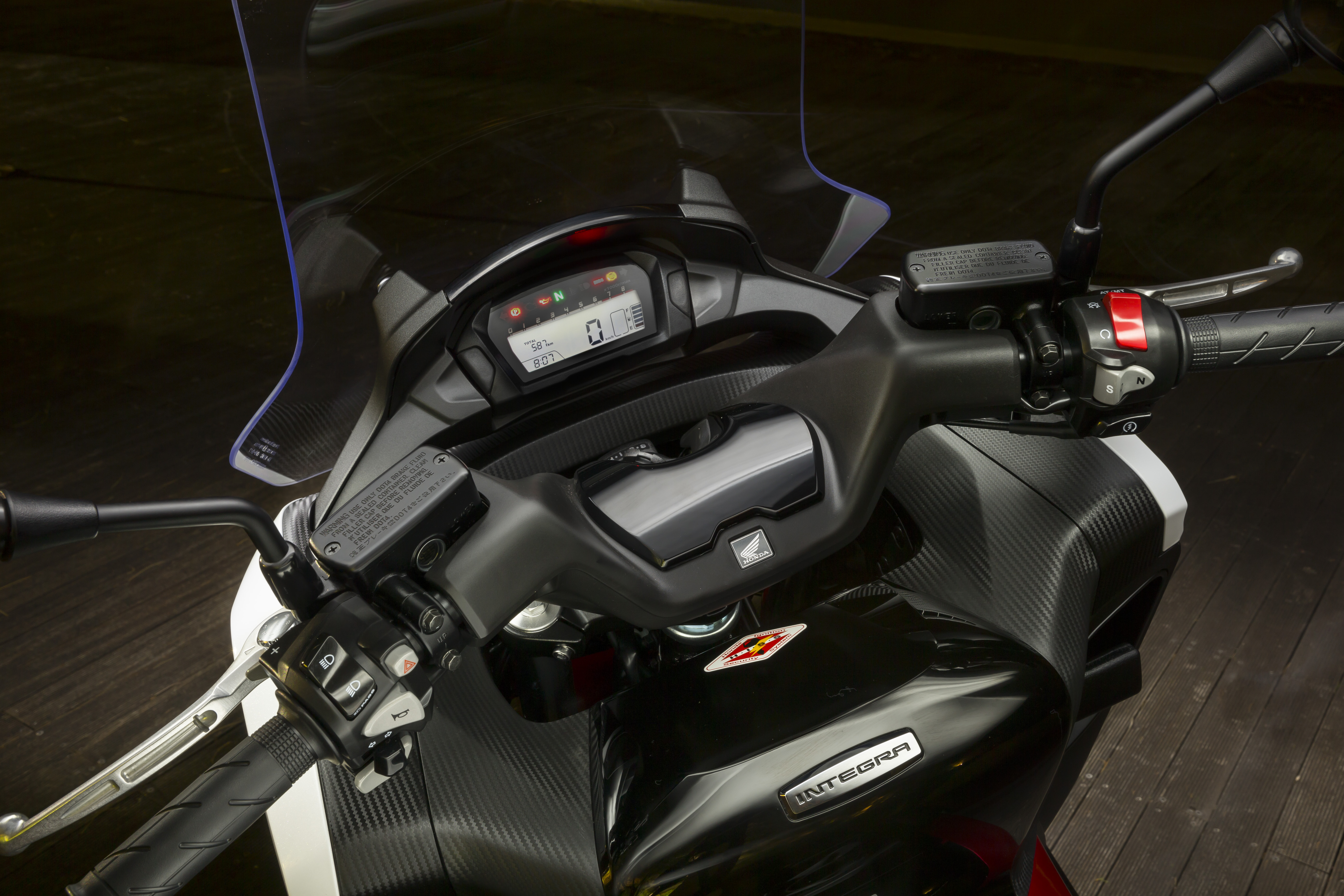 First ride: 2014 Honda Integra 750 review