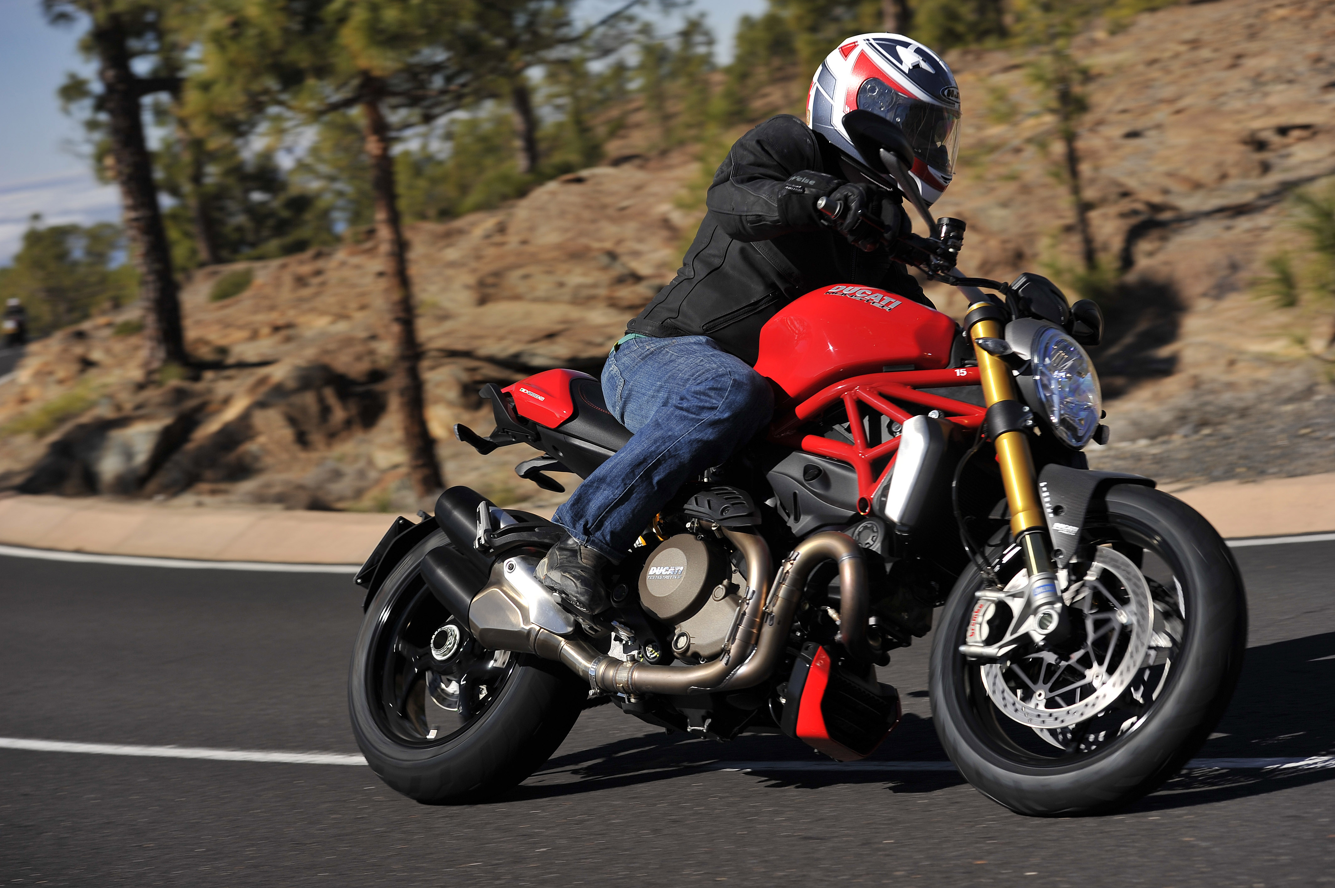 First ride: Ducati Monster 1200S review