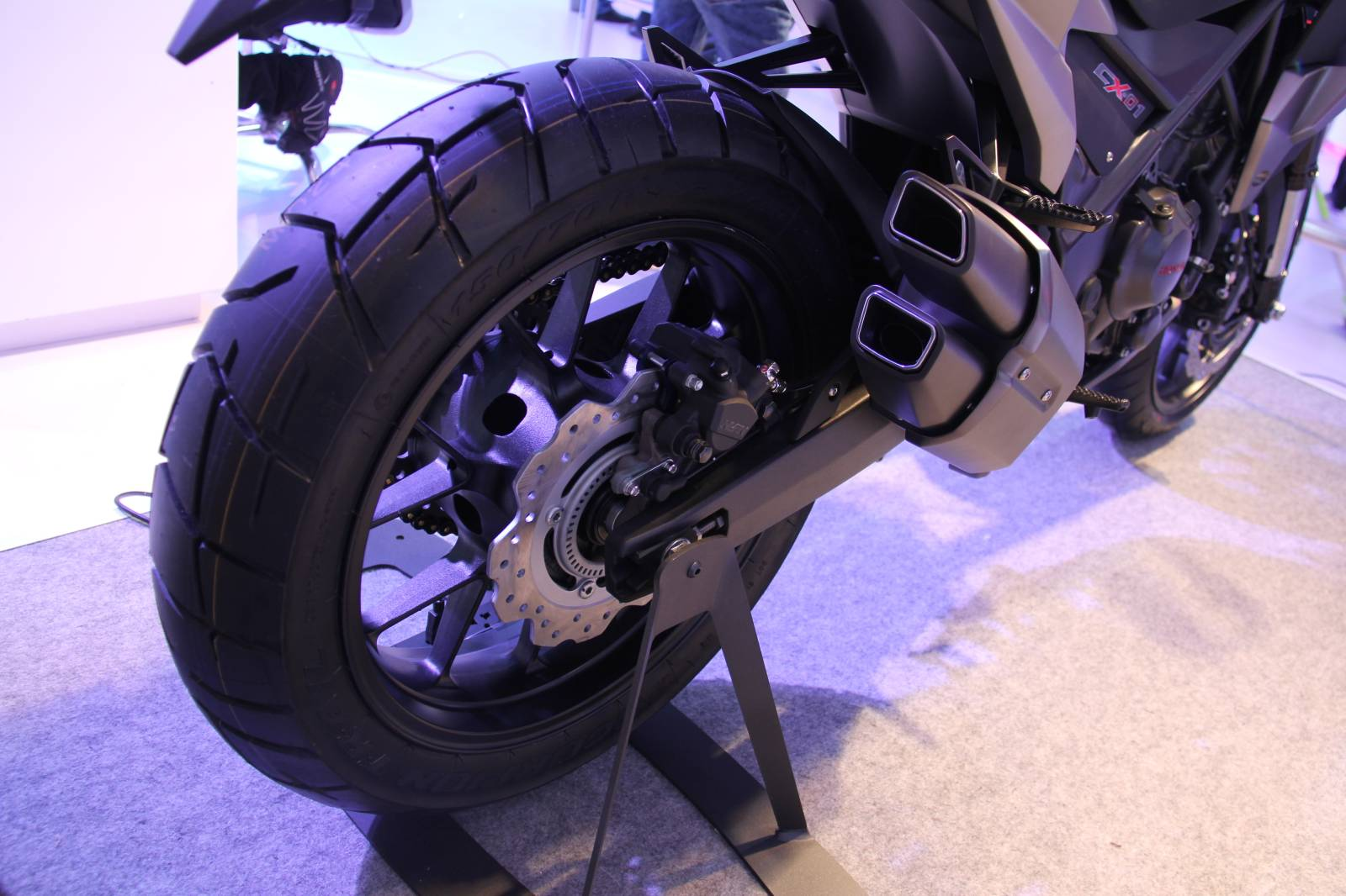 Honda CX-01 – What it's all about?