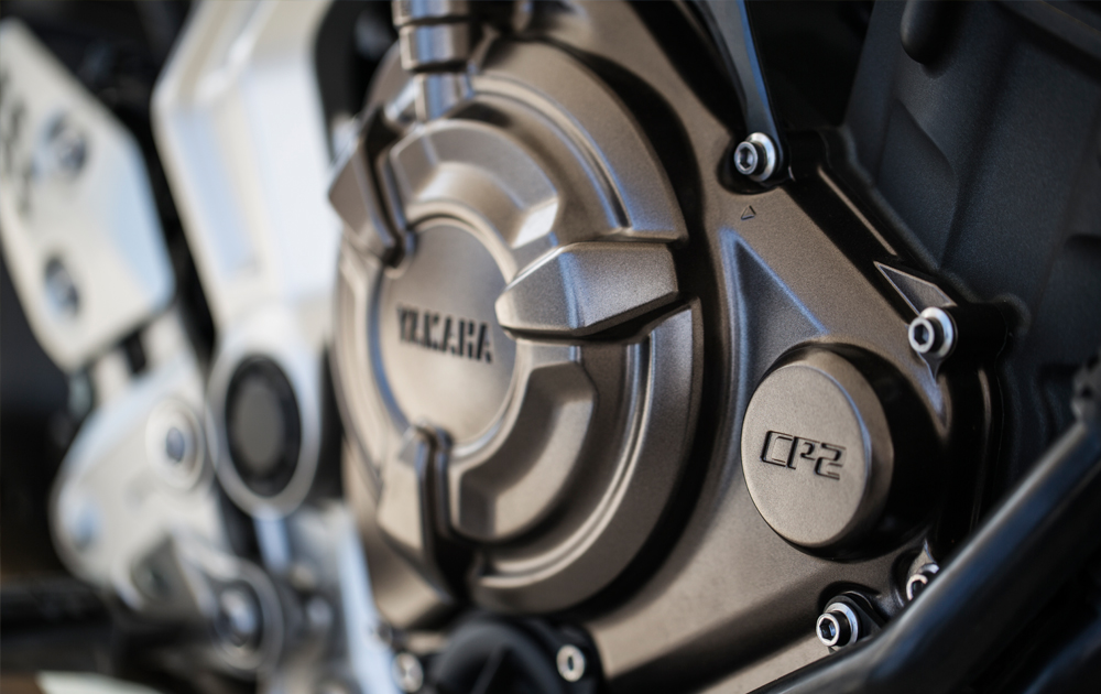 First ride: Yamaha MT-07 review