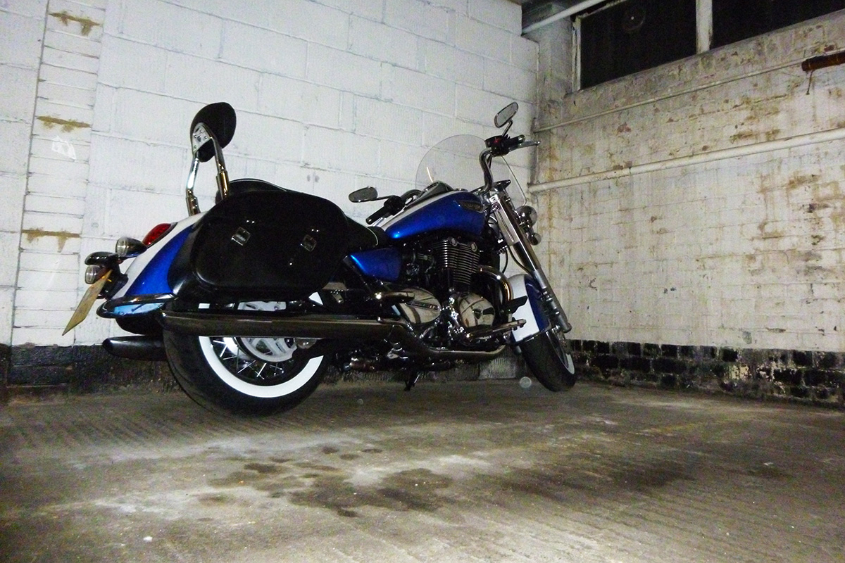 Review: A week with Triumph's Thunderbird LT