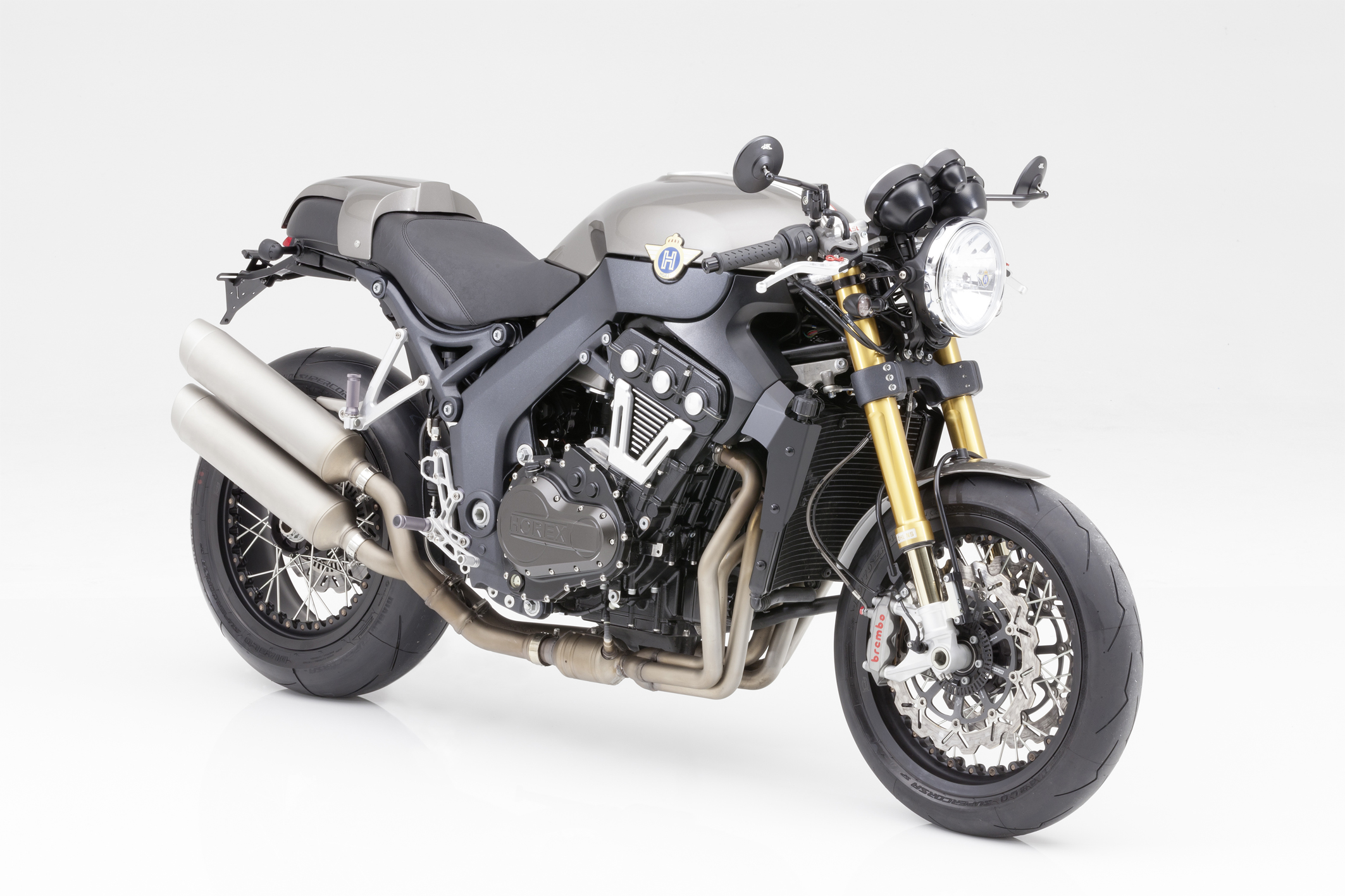 Horex reveals 'Café Racer 33 Ltd'