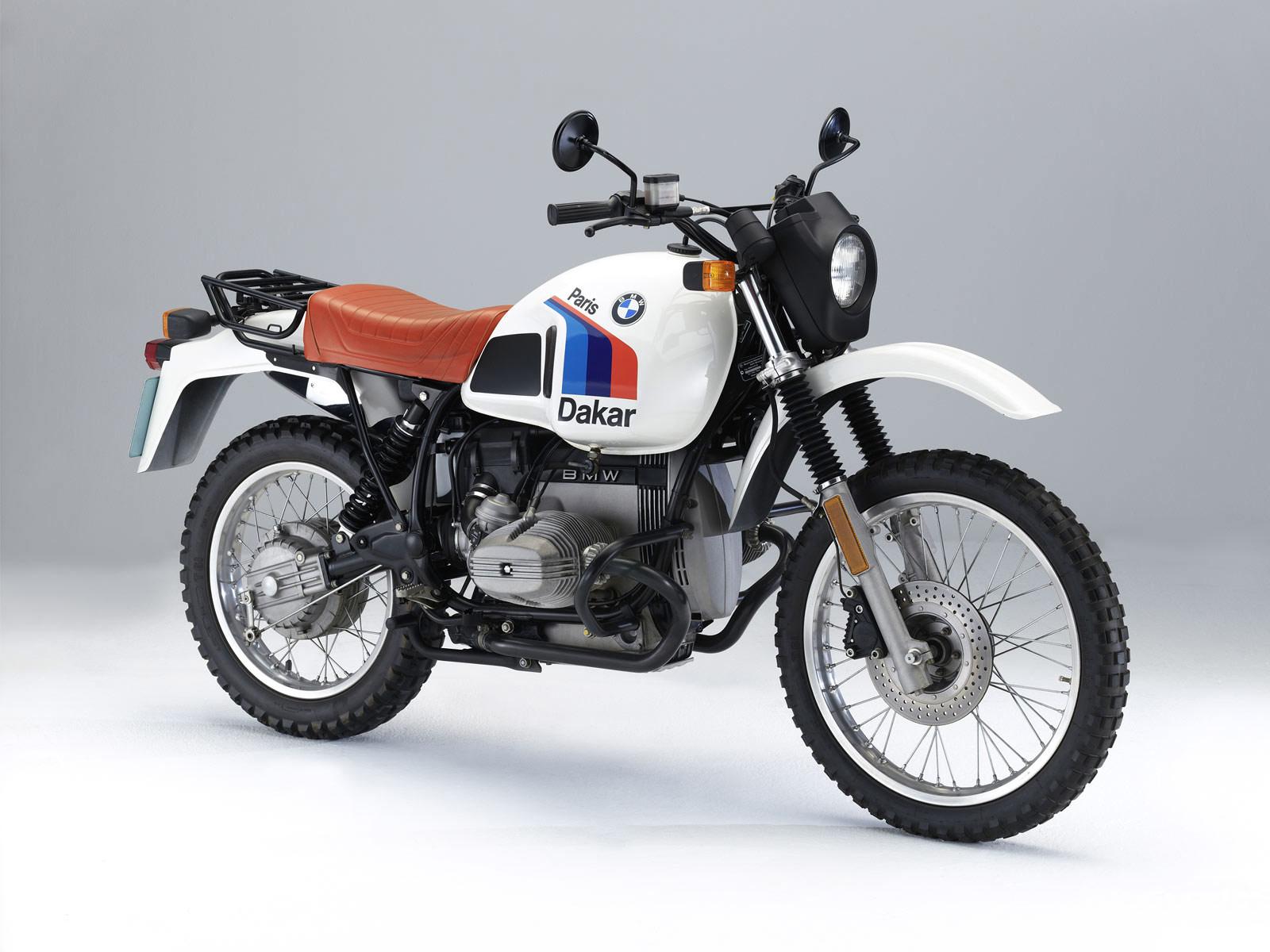 1 BMW R80 G S Paris Dakar