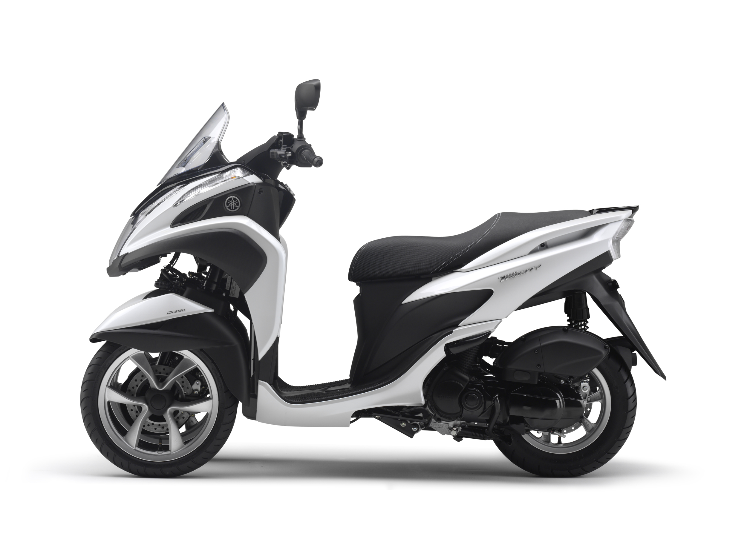 Yamaha Tricity trike launched