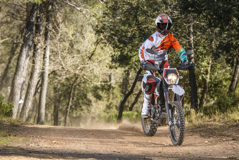 First Ride: 2014 KTM 690 Enduro R review
