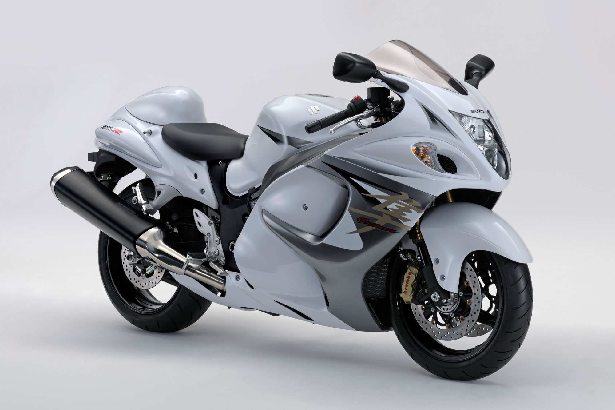 Suzuki Hayabusa replacement planned?