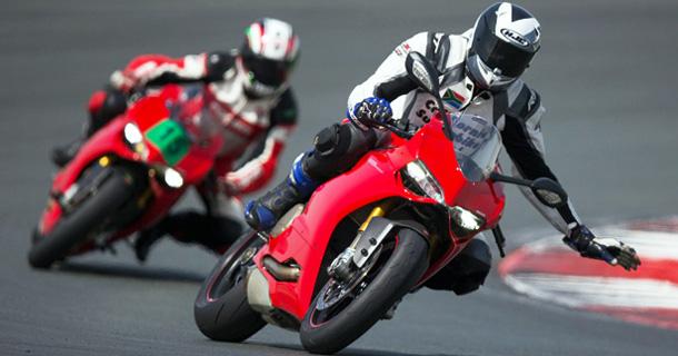 Win a California Superbike School place worth £409
