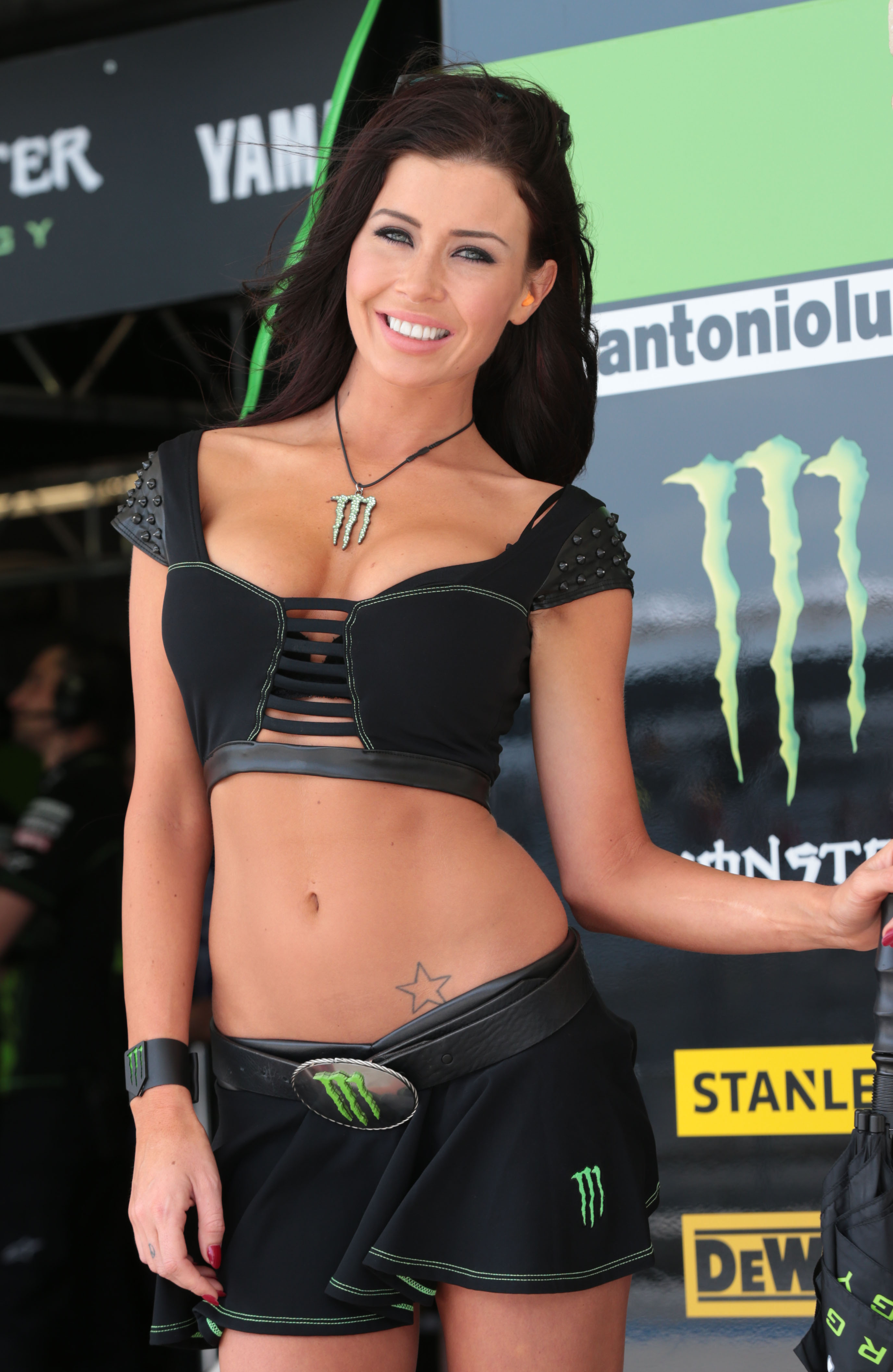 MotoGP Austin paddock girls 2014 | Visordown