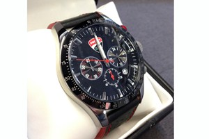 Last chance: Review a Ducati, win an official Ducati watch worth £160