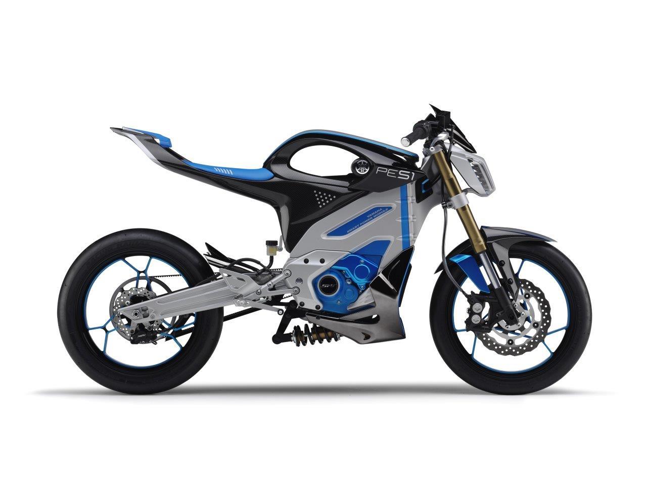 Yamaha to produce PES1 electric sports bike and PED1 dirt bike
