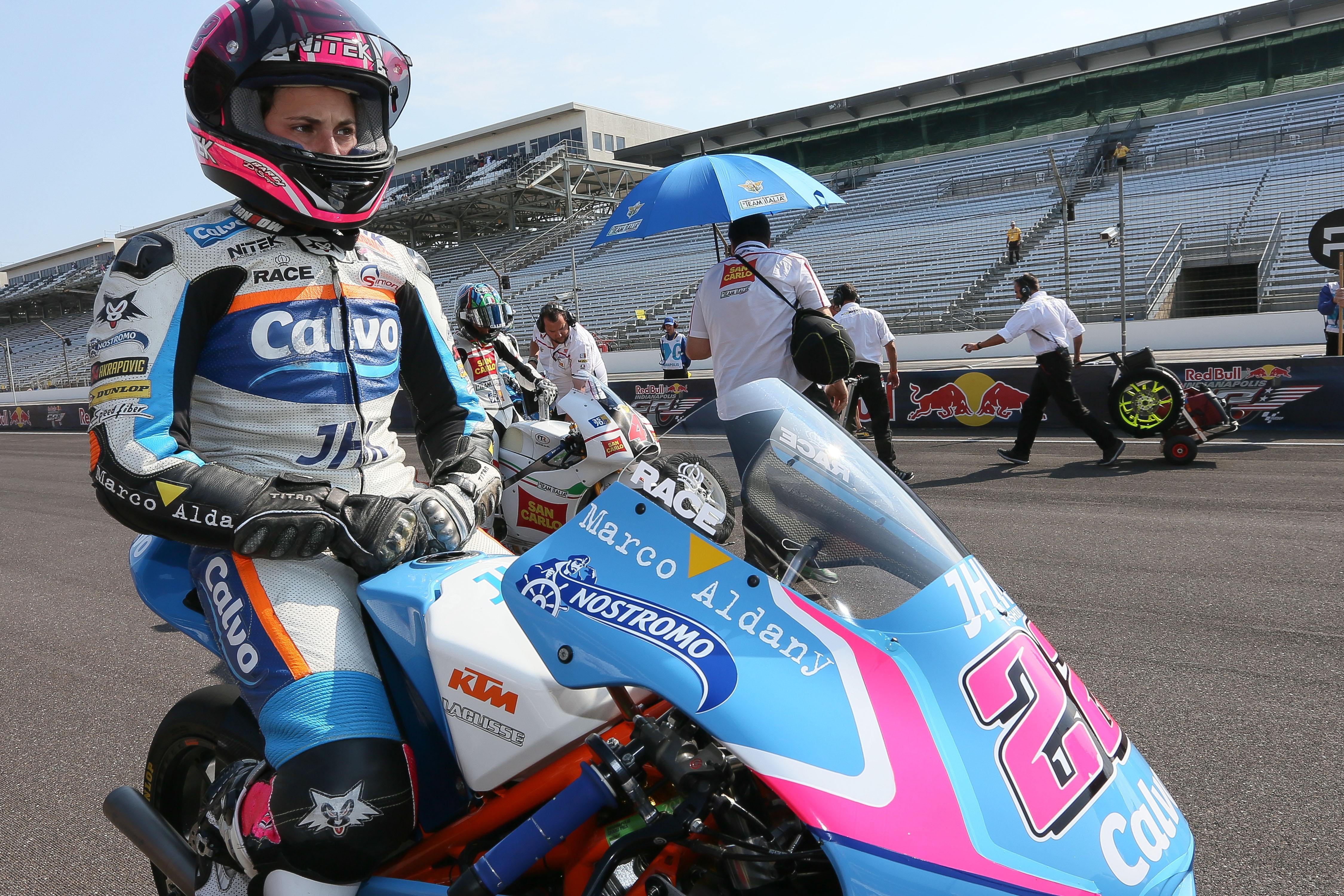 Top 10 women motorcycle racers | Visordown
