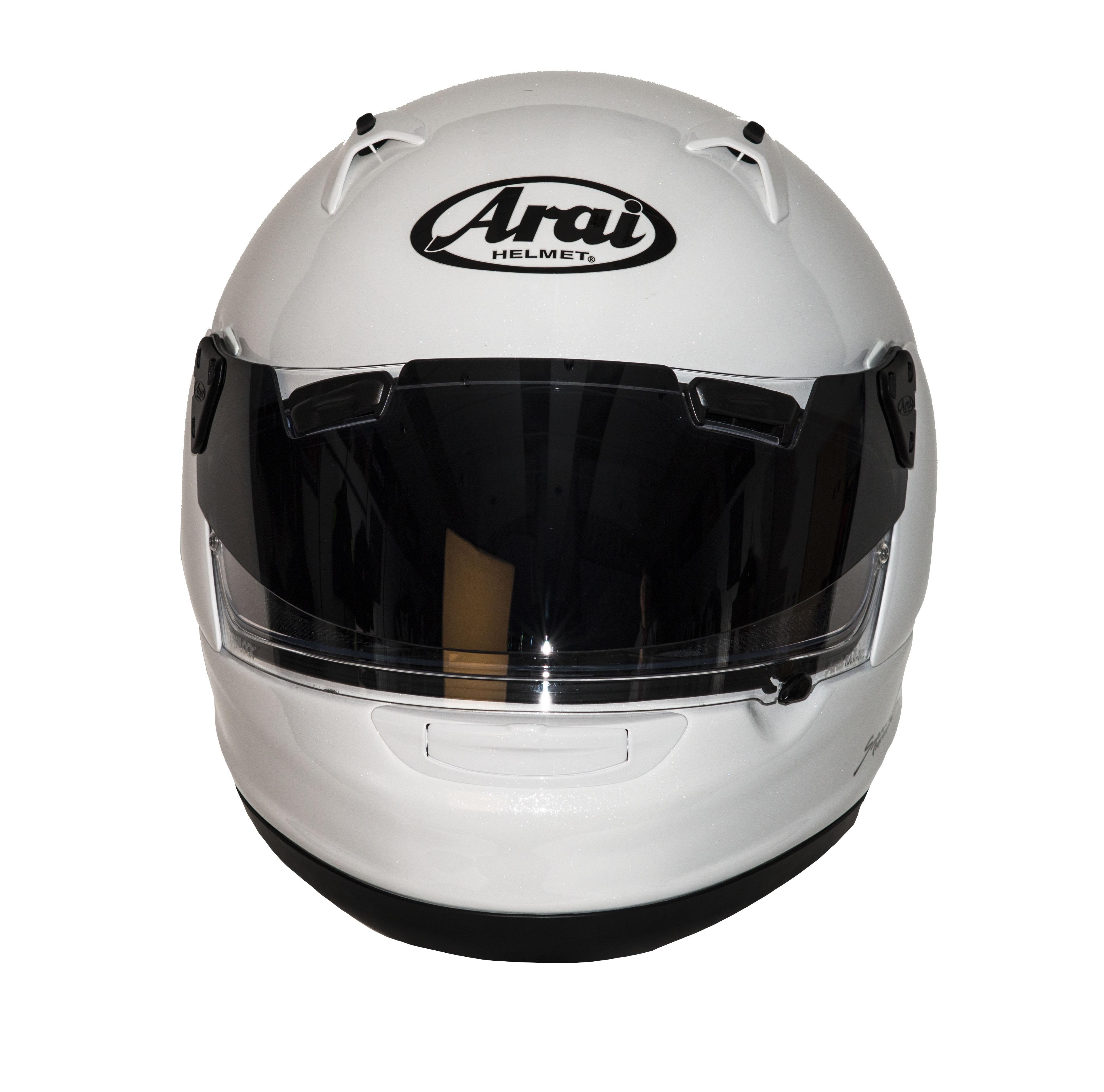 New: Arai Pro Shade system