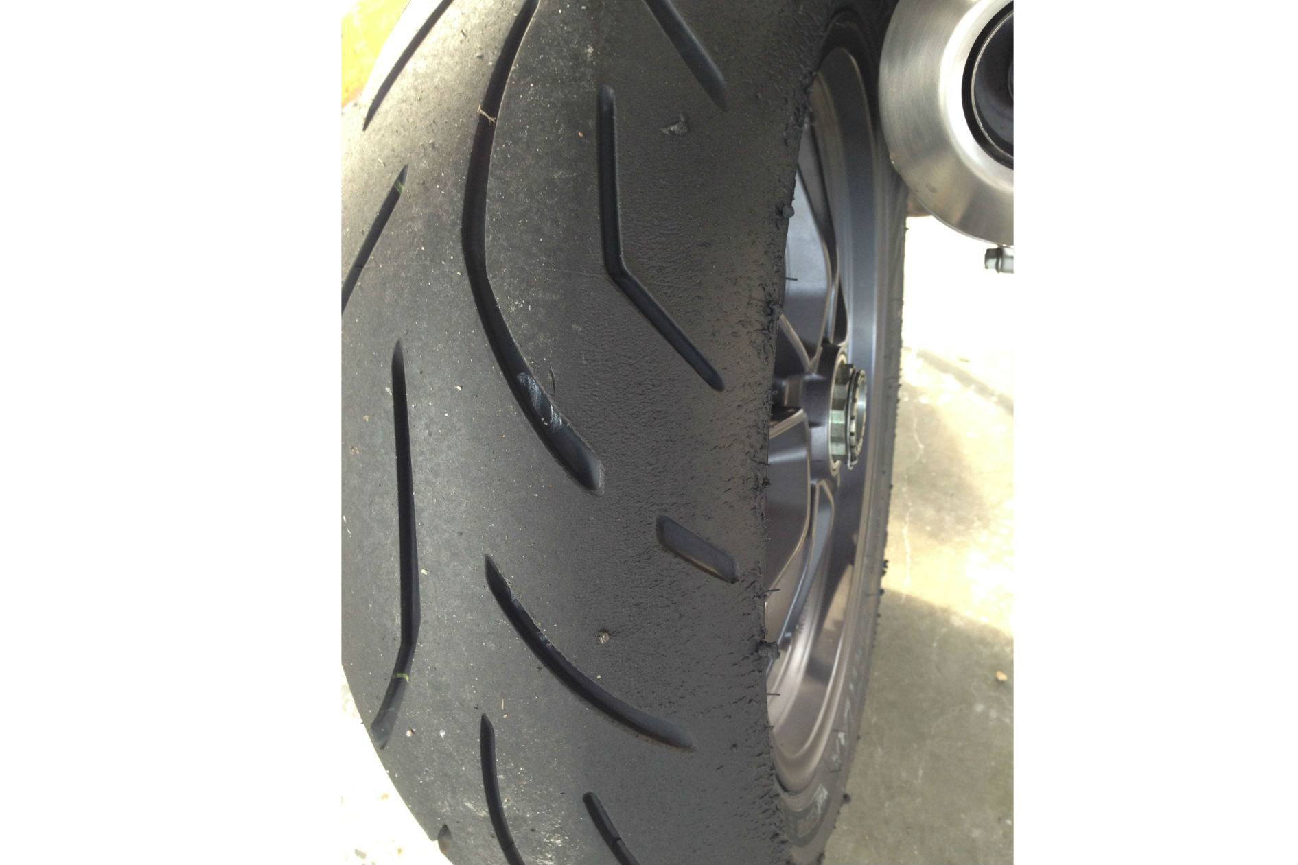 Bridgestone Battlax S20 EVO tyre review