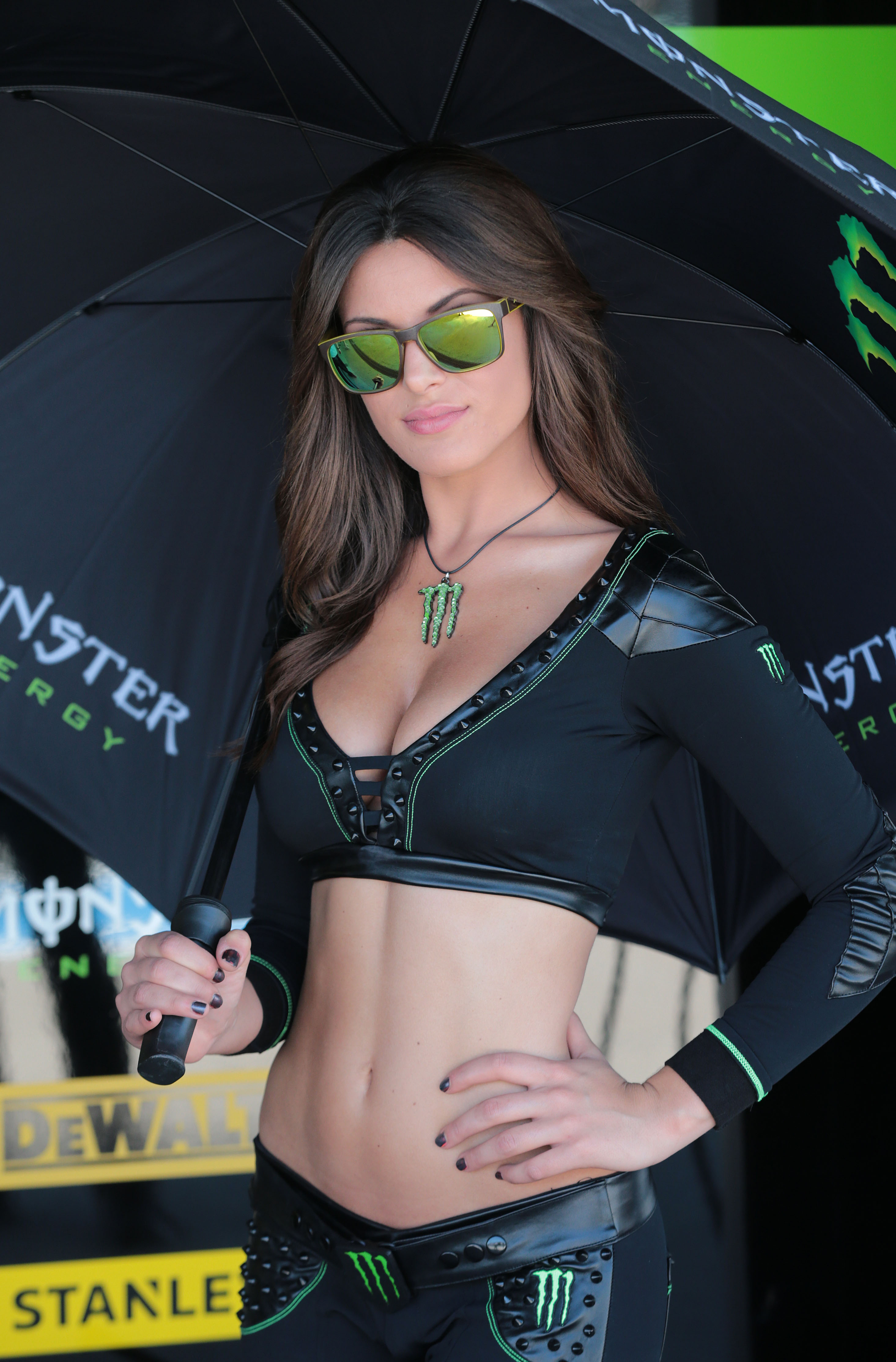 MotoGP Jerez paddock girls 2014 | Visordown