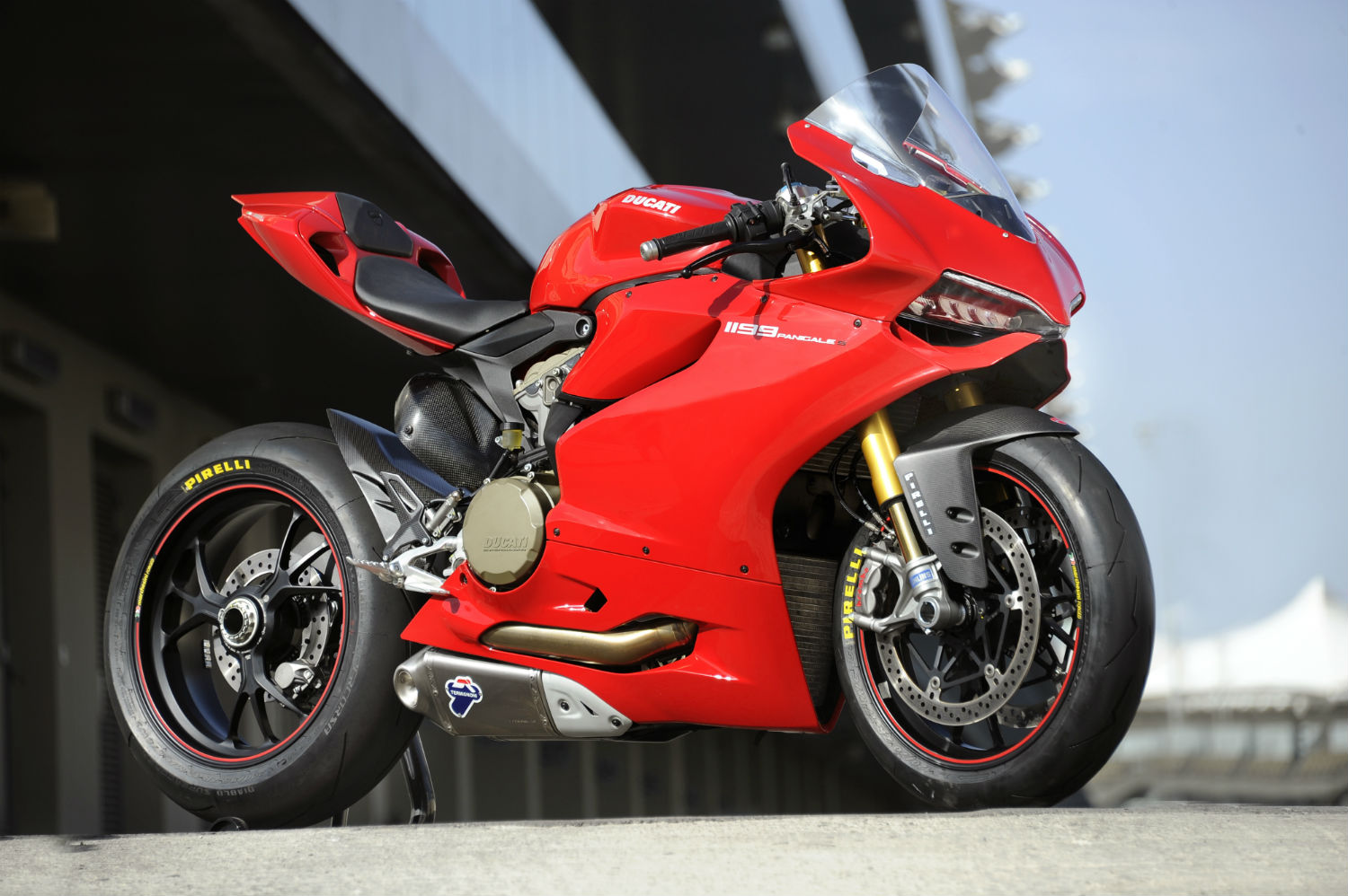 Ducati 1199 Panigale recalled in the US