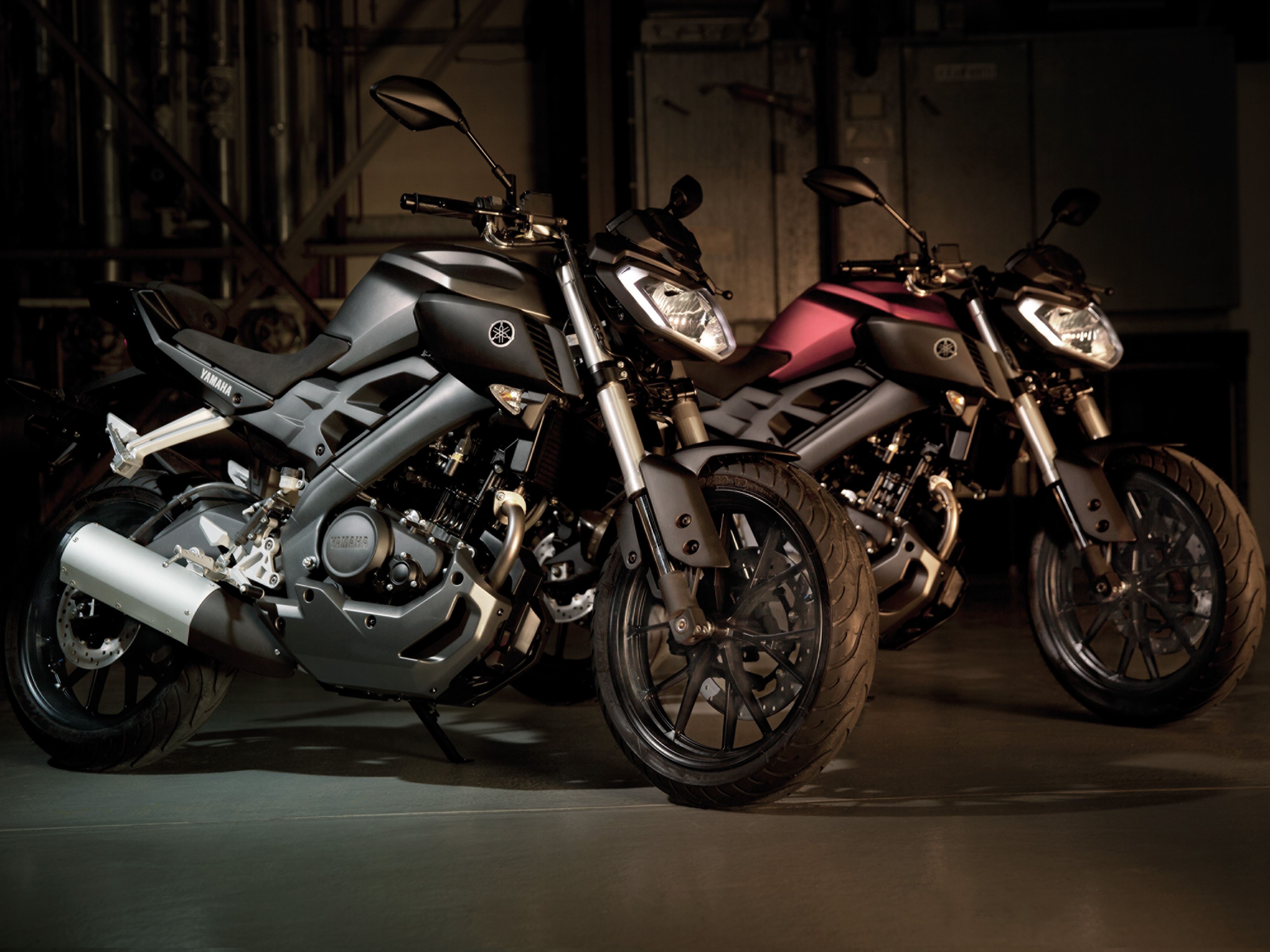 revealed yamaha mt 125 visordown. Black Bedroom Furniture Sets. Home Design Ideas