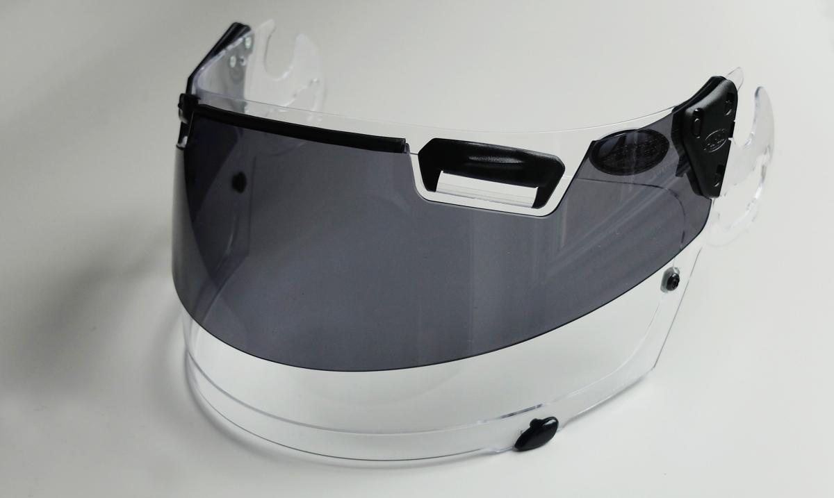 New kit: Arai Pro Shade System