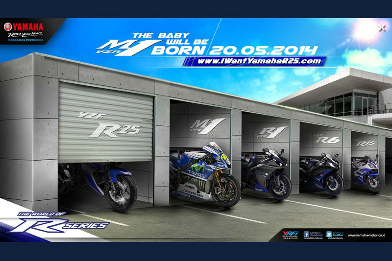 yamaha yzfr25 launch date confirmed visordown