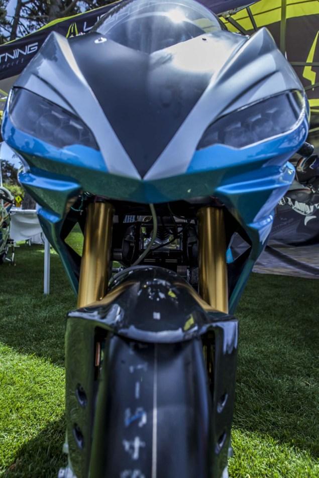 'World's fastest production bike' revealed