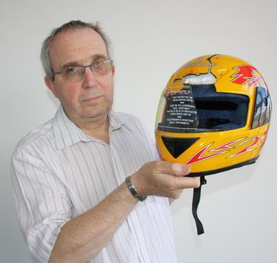 Helmets that 'increase chance of death' seized