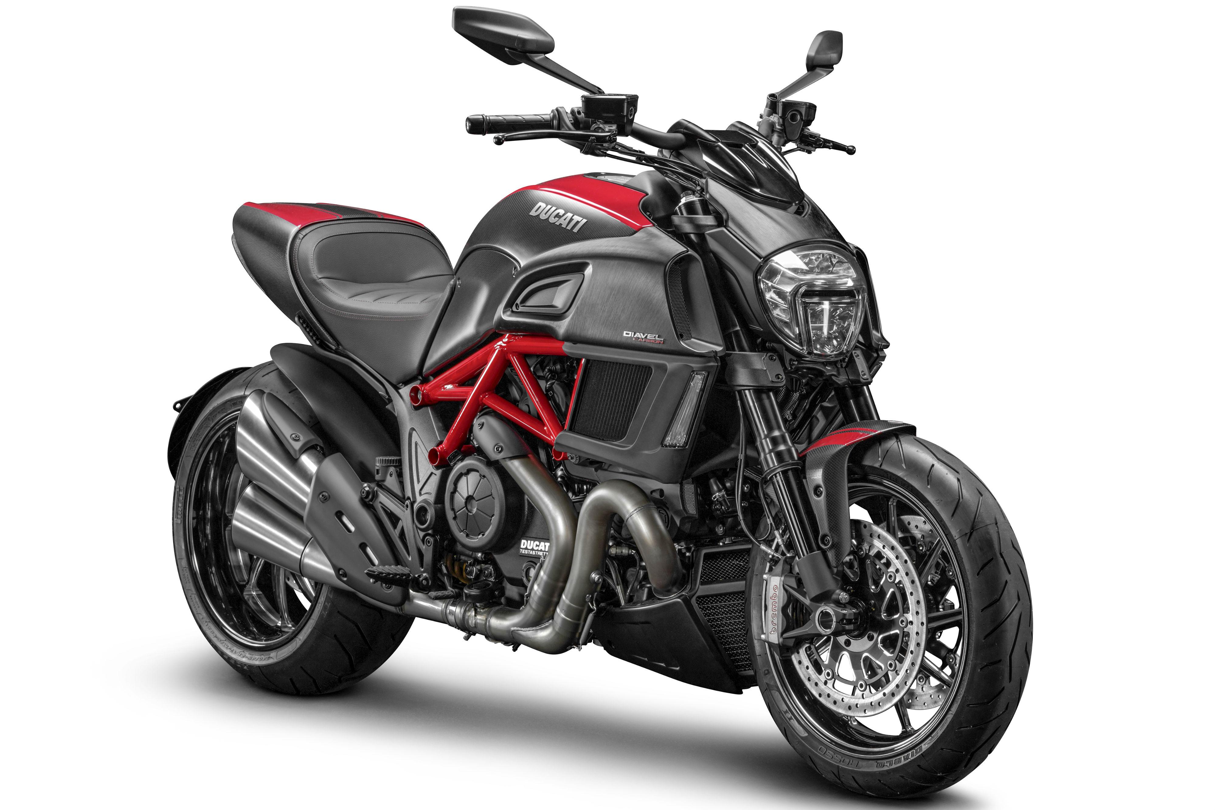 First Uk Ride Ducati Diavel 2014 Review Visordown