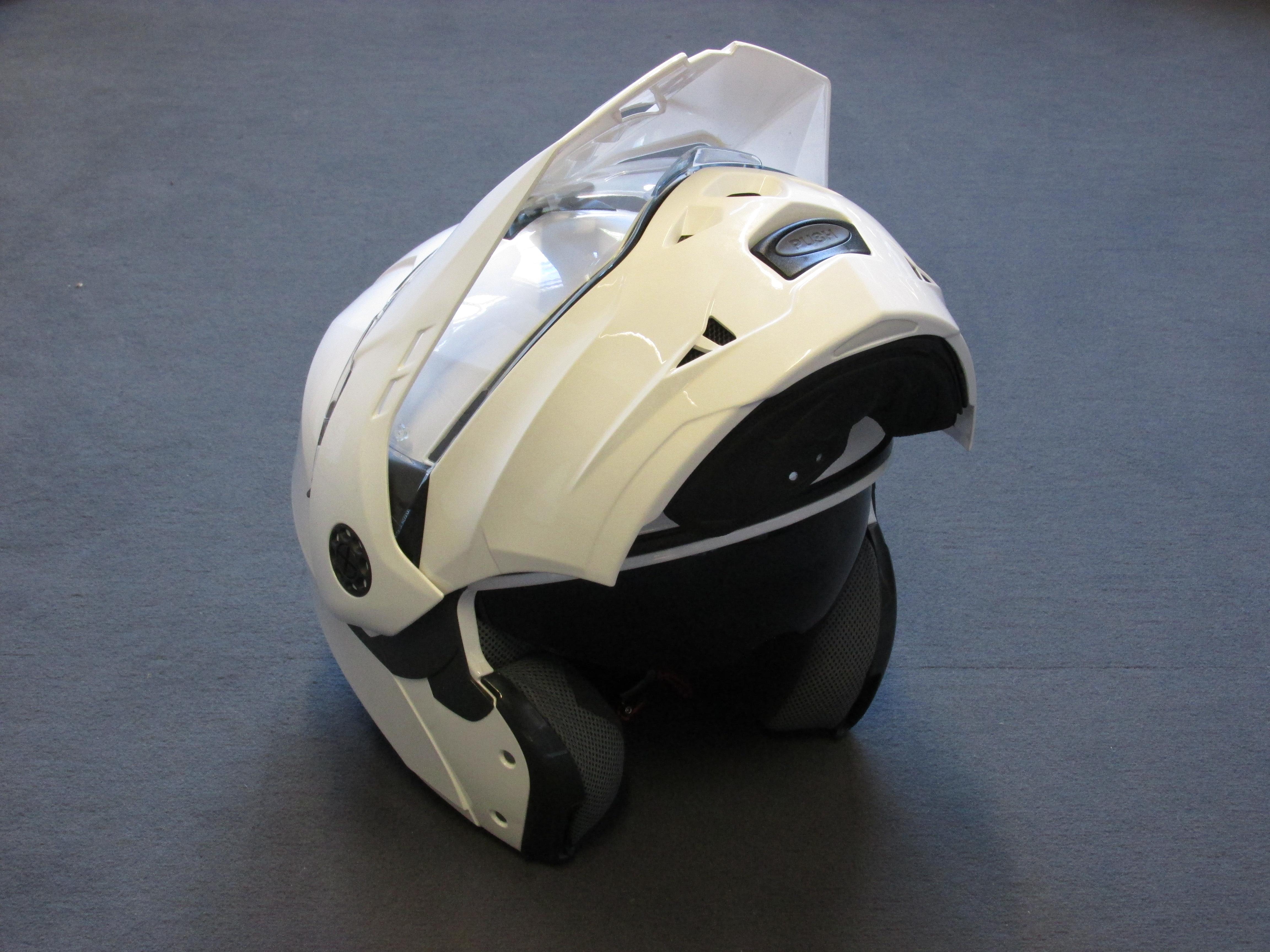 Review: Caberg Tourmax helmet