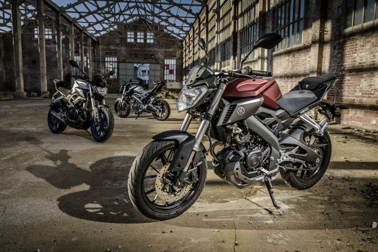 Yamaha MT-125 first ride review