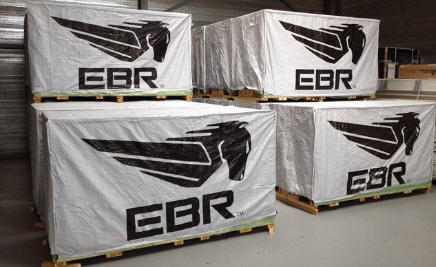 First EBR motorcycles now in Europe
