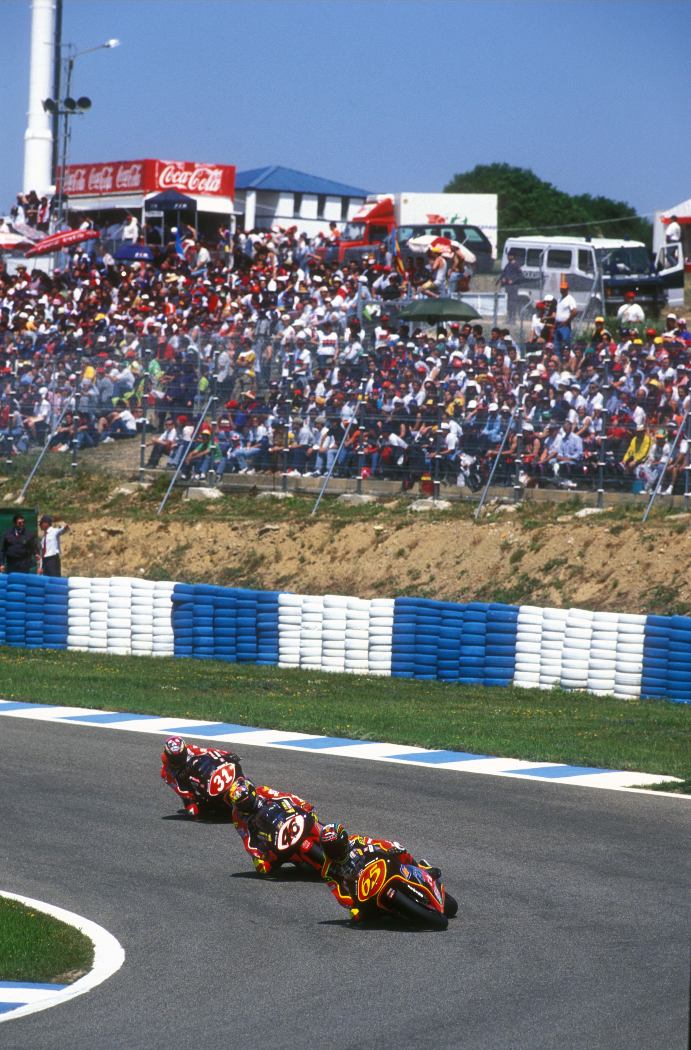 Top 10 racing rivalries