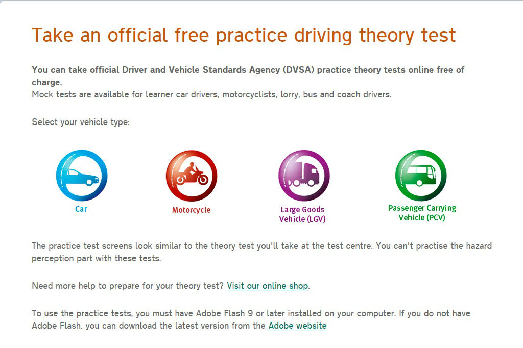 Cost of theory test to reduce by 25%