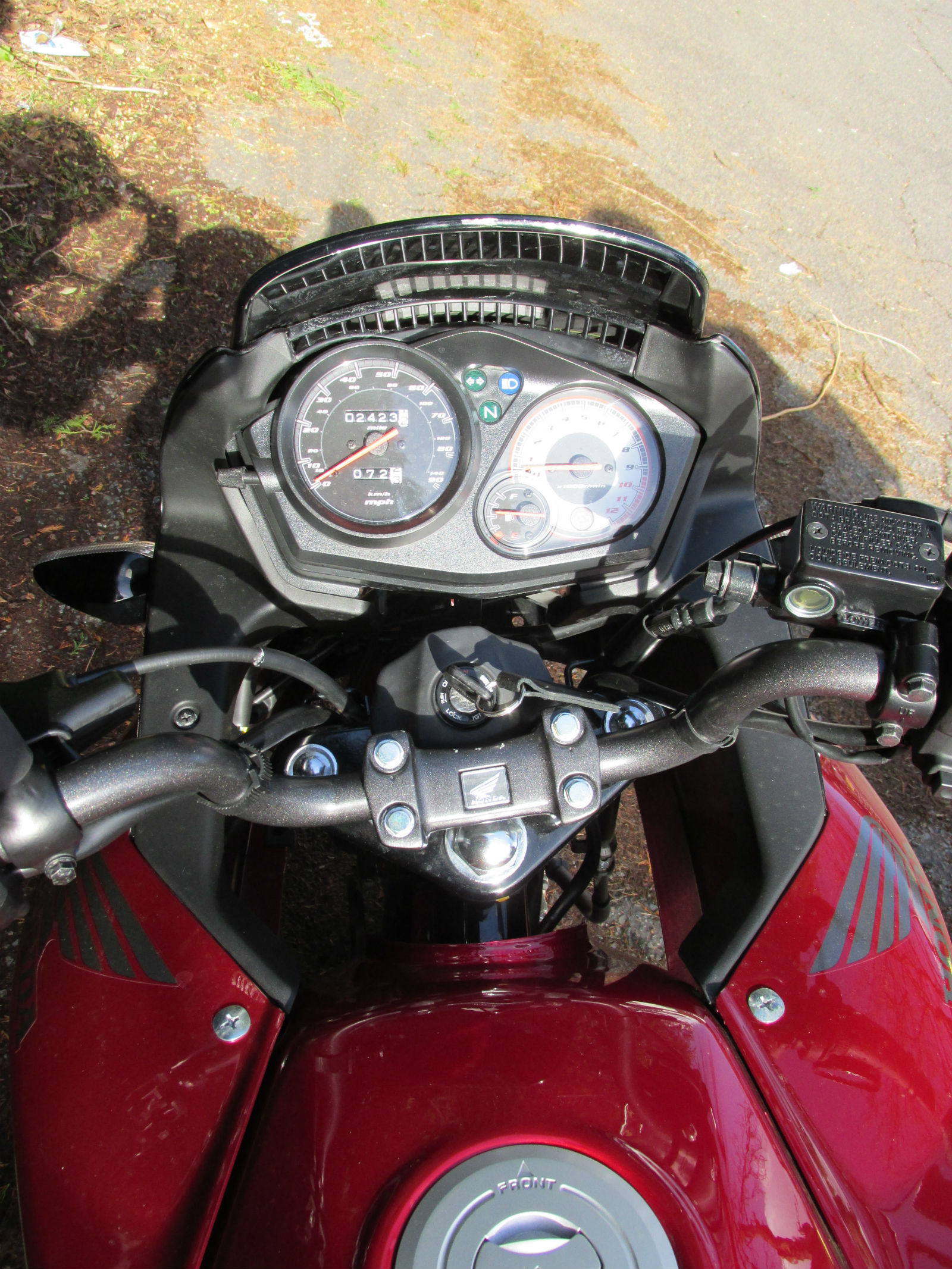 Review: One week with a Honda CBF125