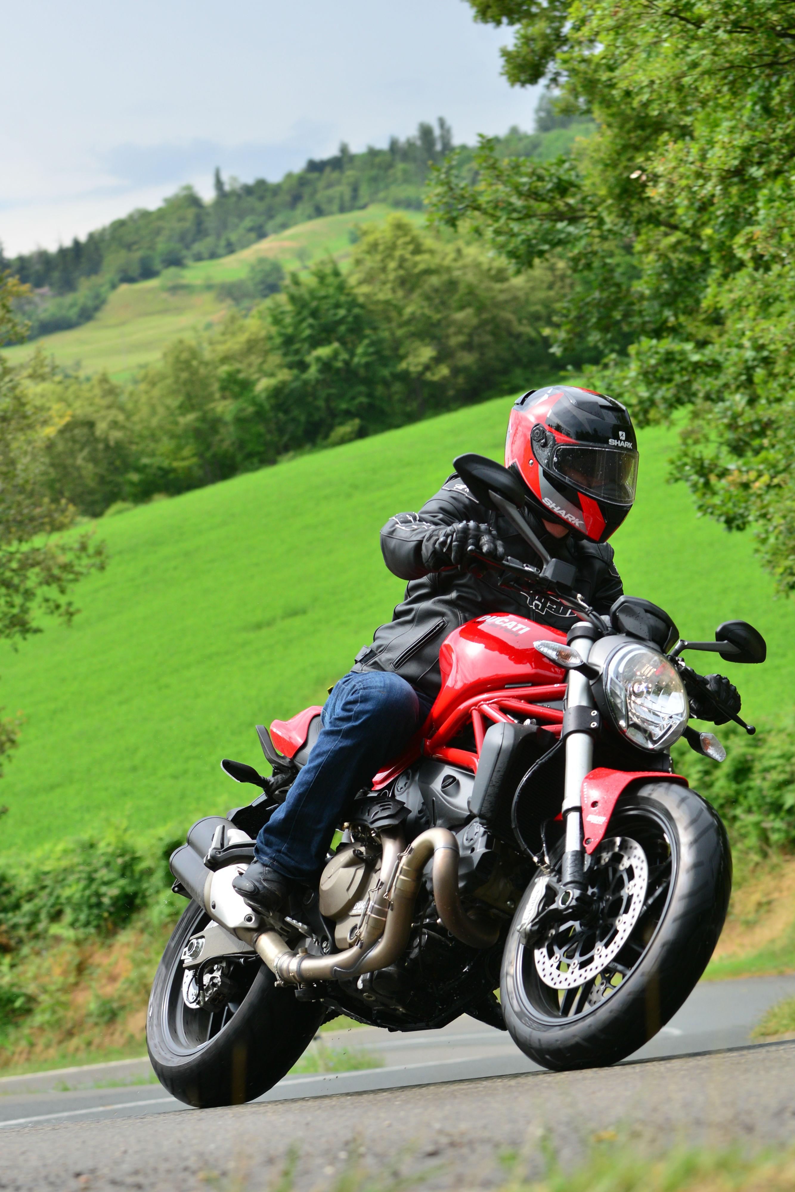 Ducati Monster  Review