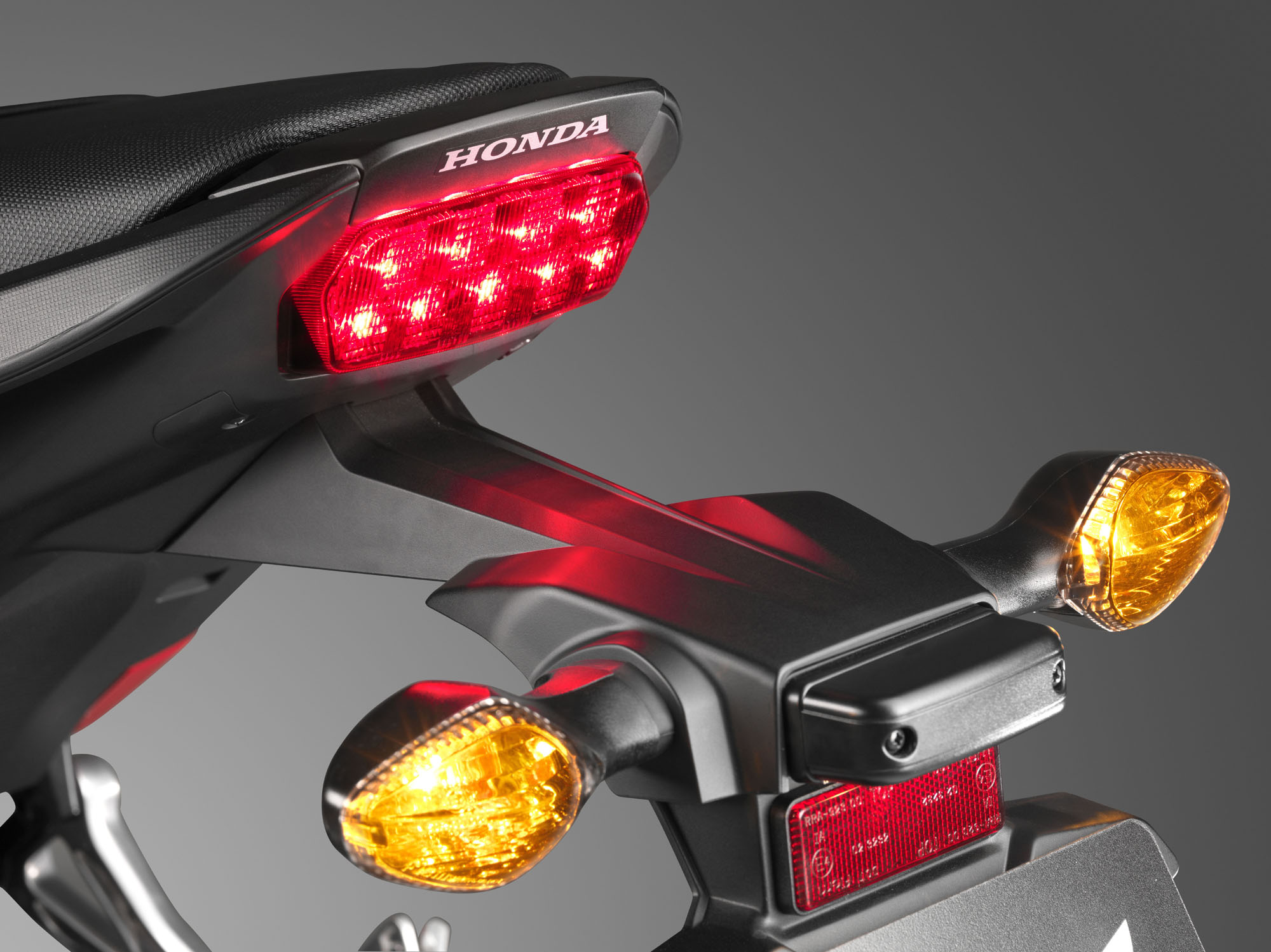 UK road test: Honda CBR650F review | Visordown
