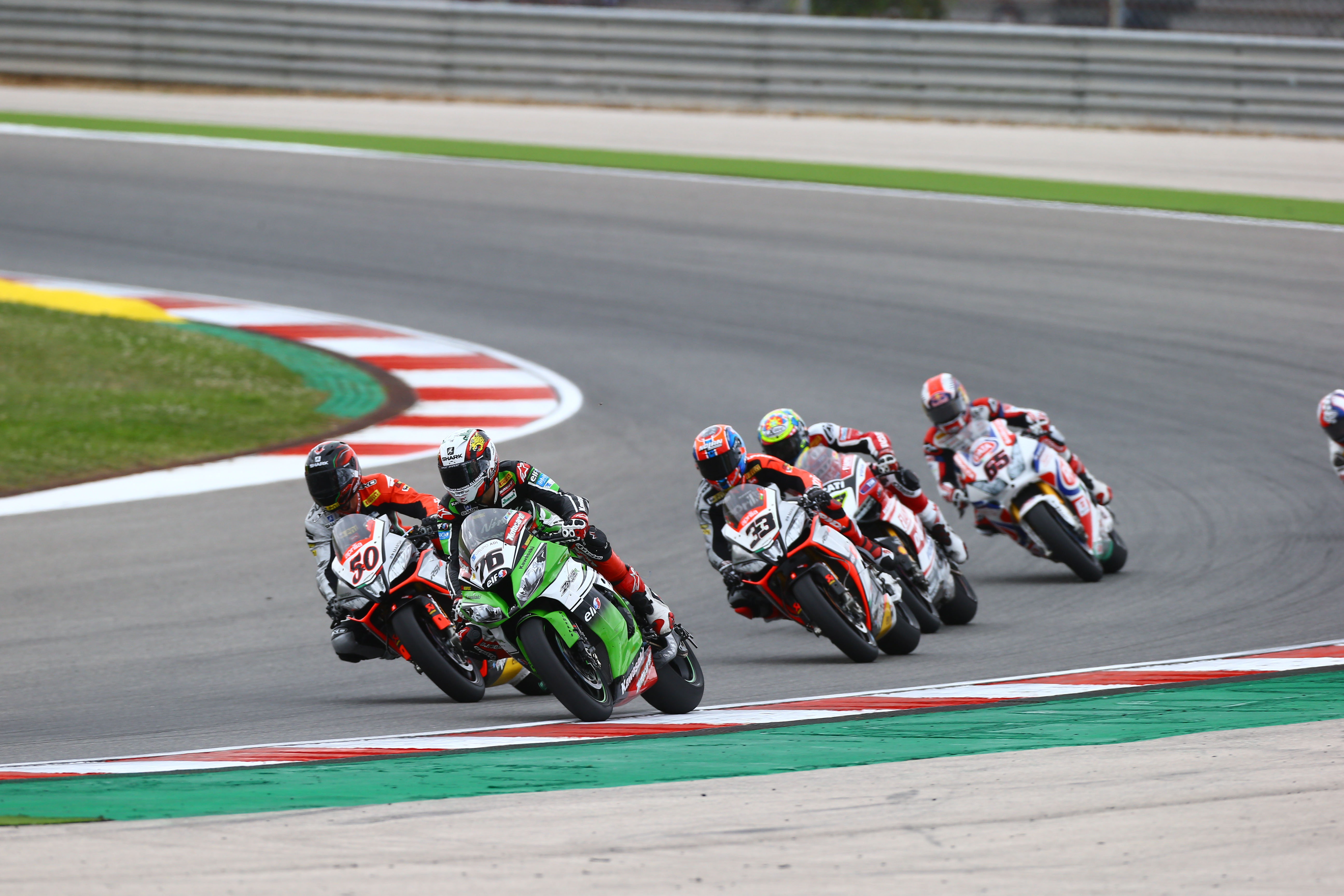 WSB 2014: Championship standings after Portimao
