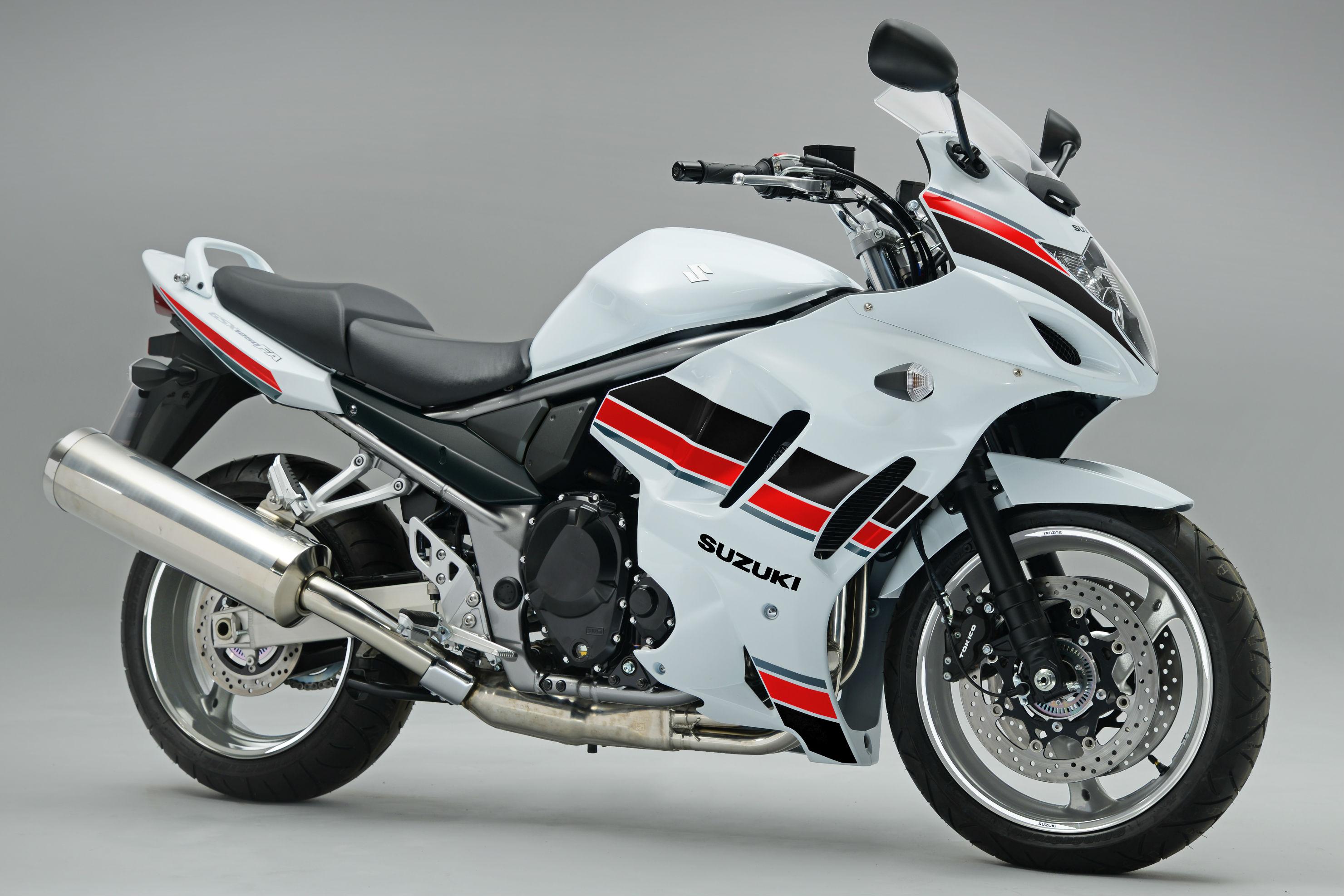 New Special Edition Suzuki Inazuma And G Visordown
