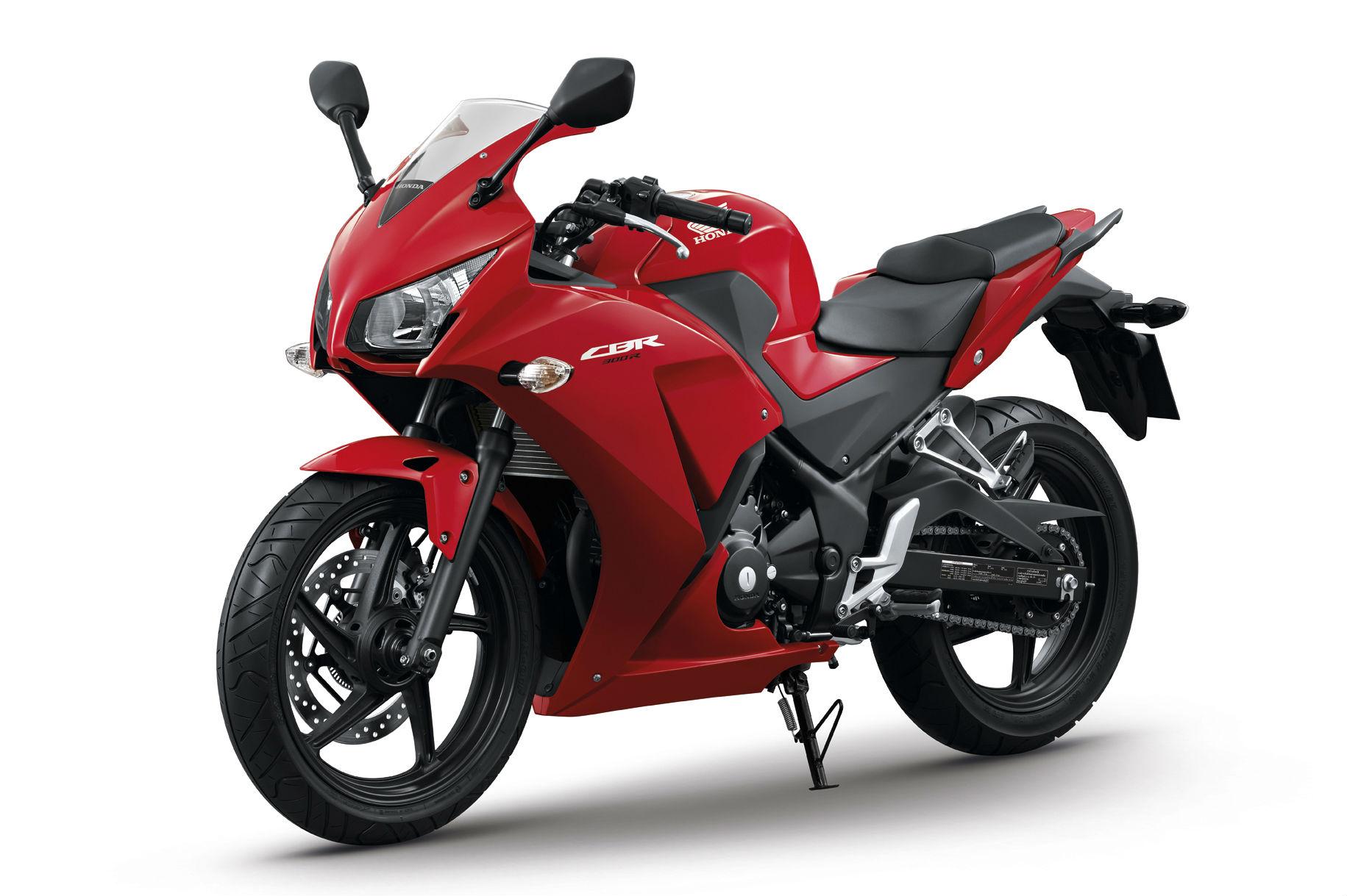 Revealed: Honda CB300F