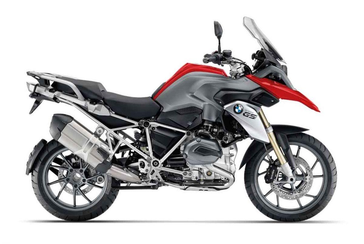 BMW Motorrad hits half-year sales record