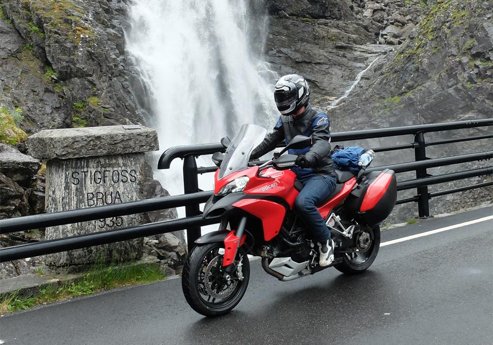 Review Ducati Multistrada Mts1200 S Tou Visordown