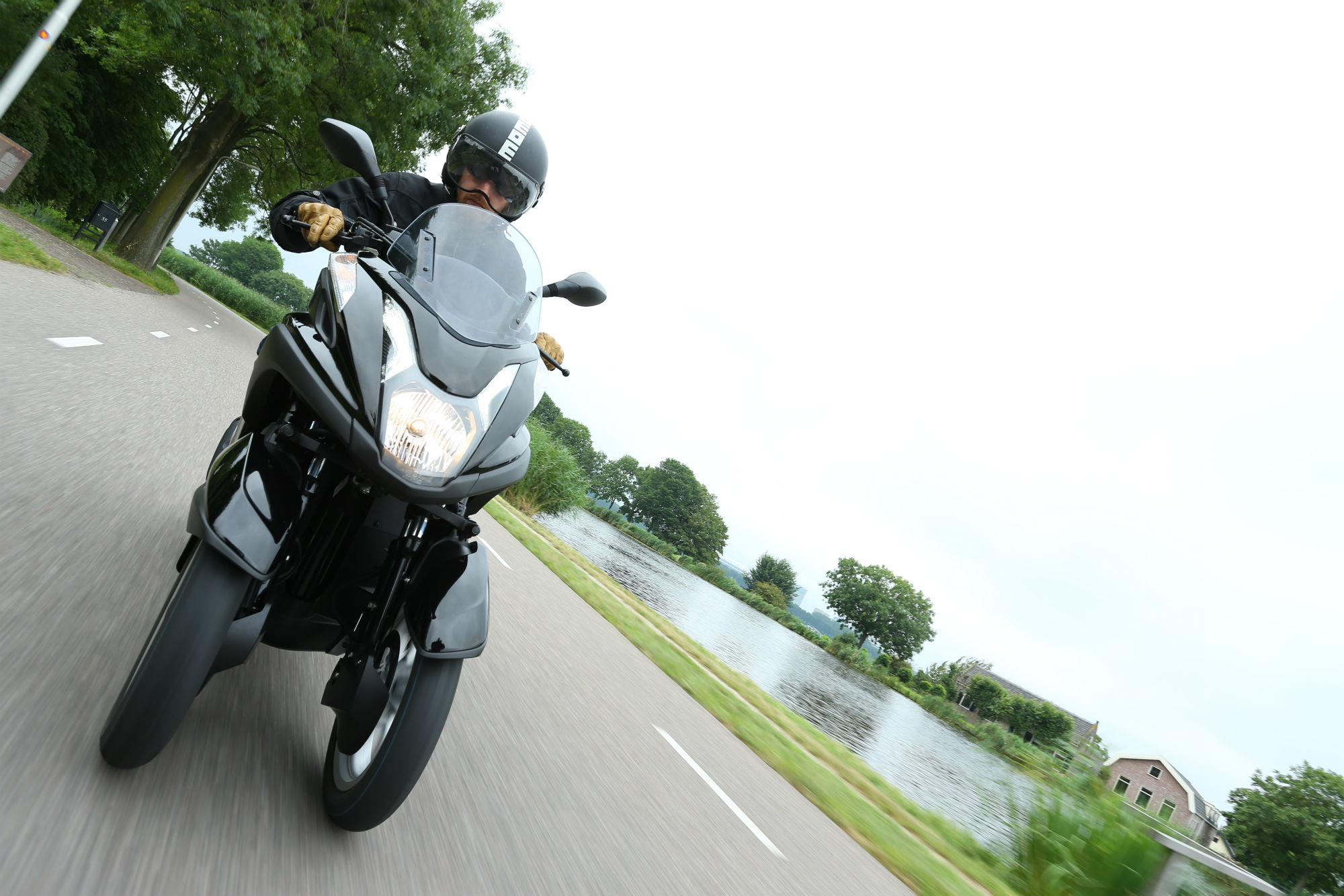 First ride: Yamaha Tricity review