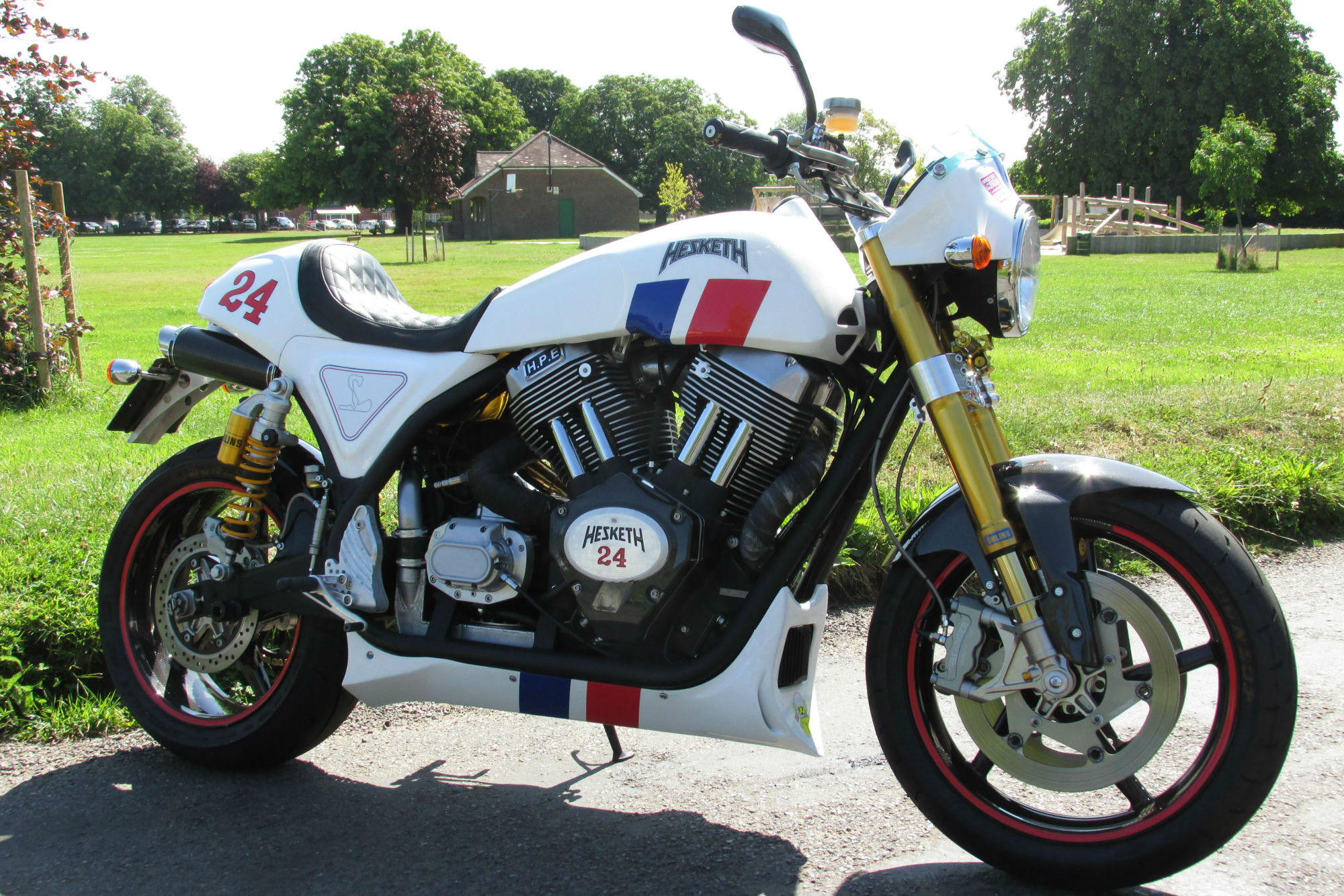 World first test: Hesketh 24 review