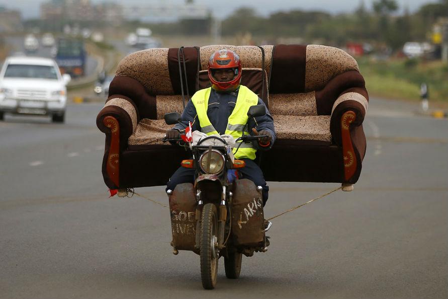 Caption that: Soft aftermarket pillion seats launched
