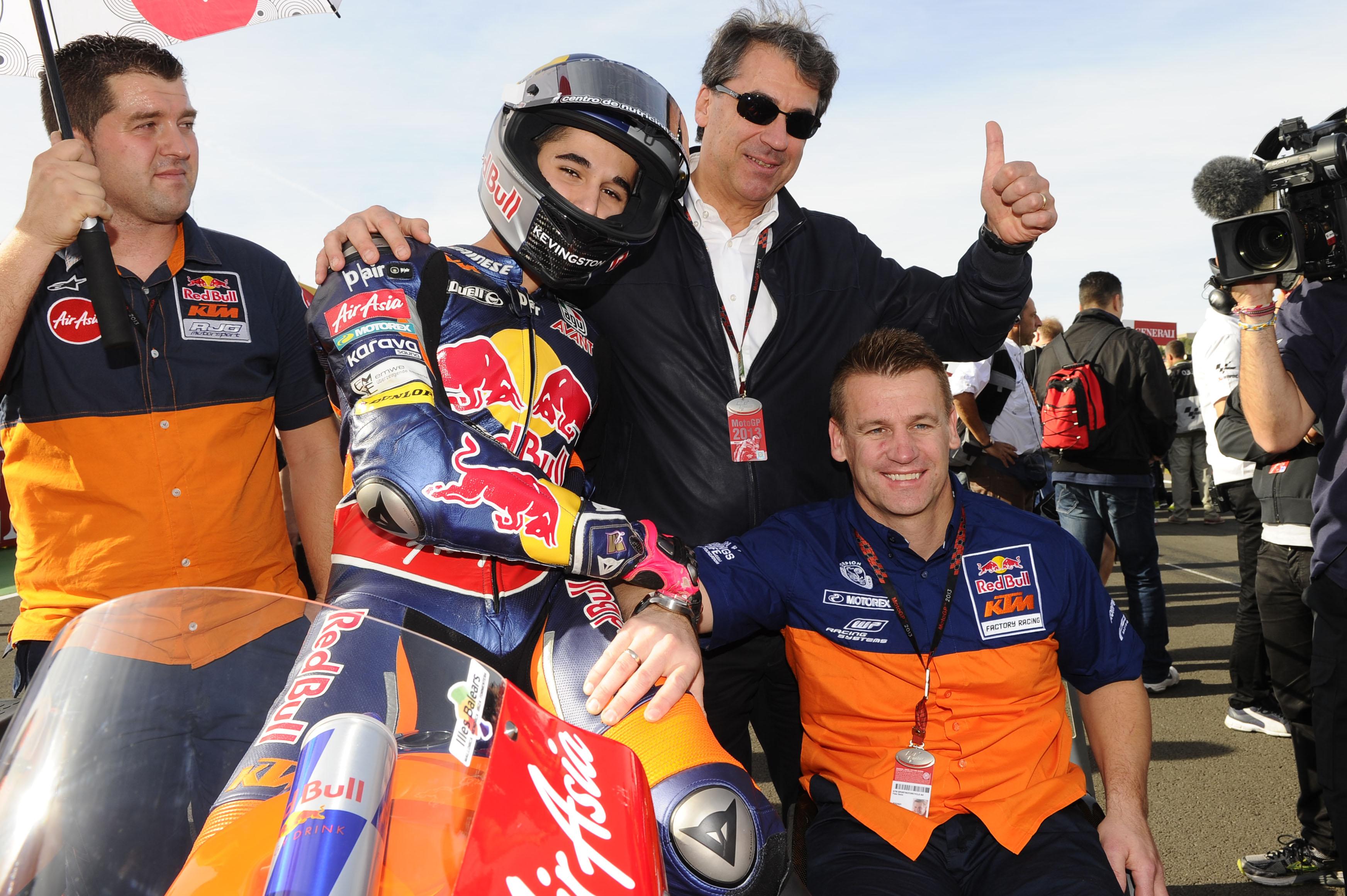 KTM CEO confirms entry into 2017 MotoGP