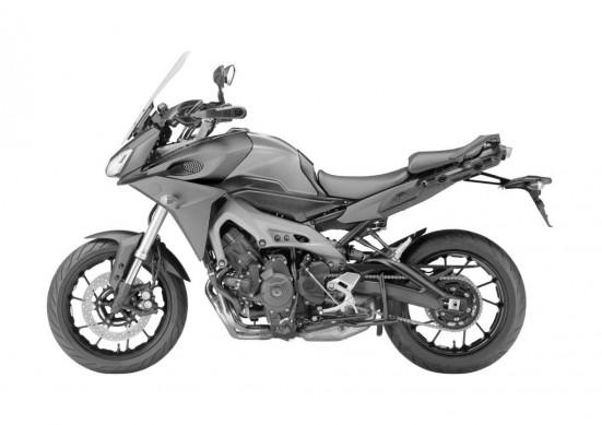 Yamaha MT-09 sport-tourer coming?