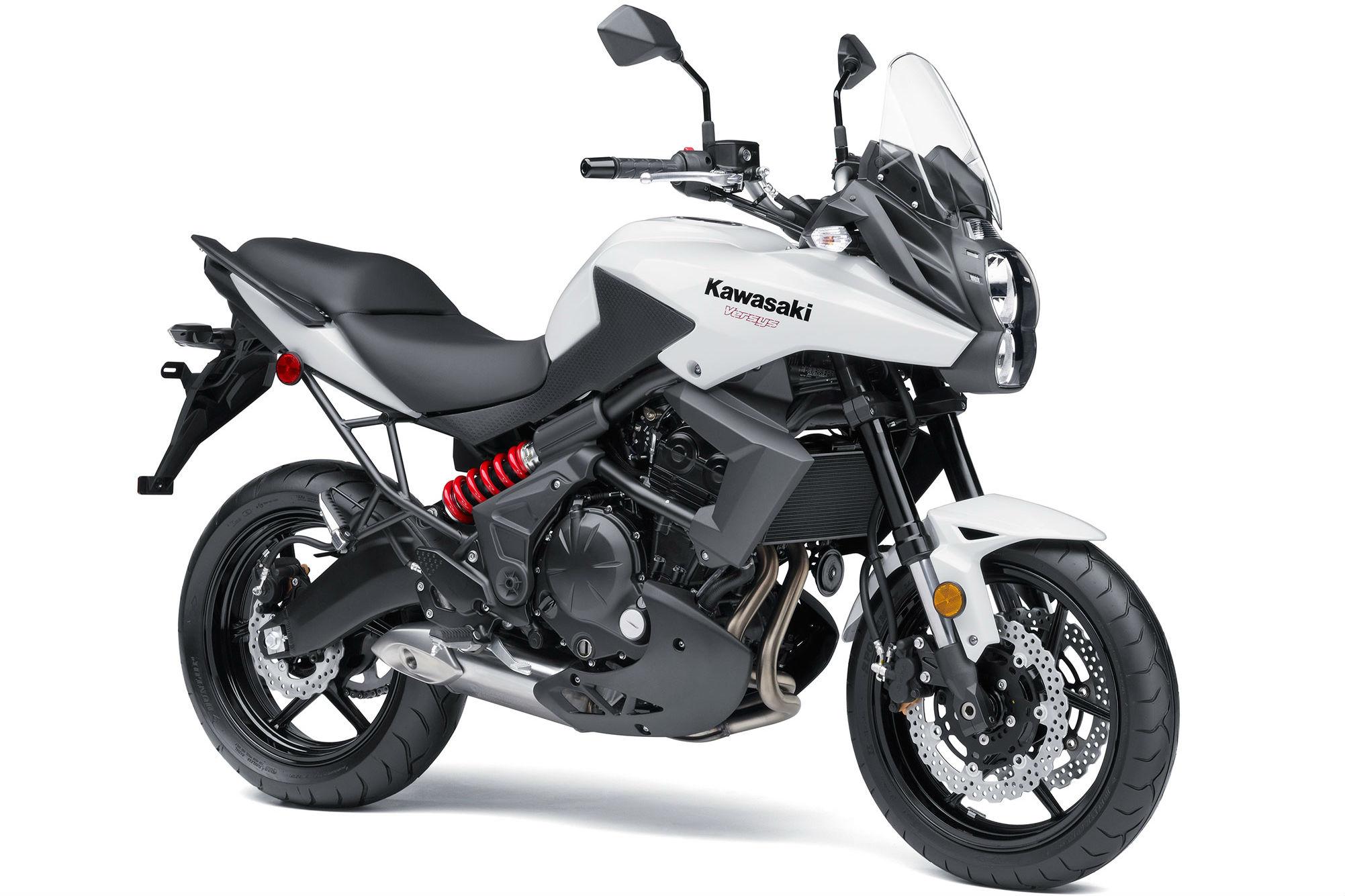 Kawasaki Versys 650 revamp planned