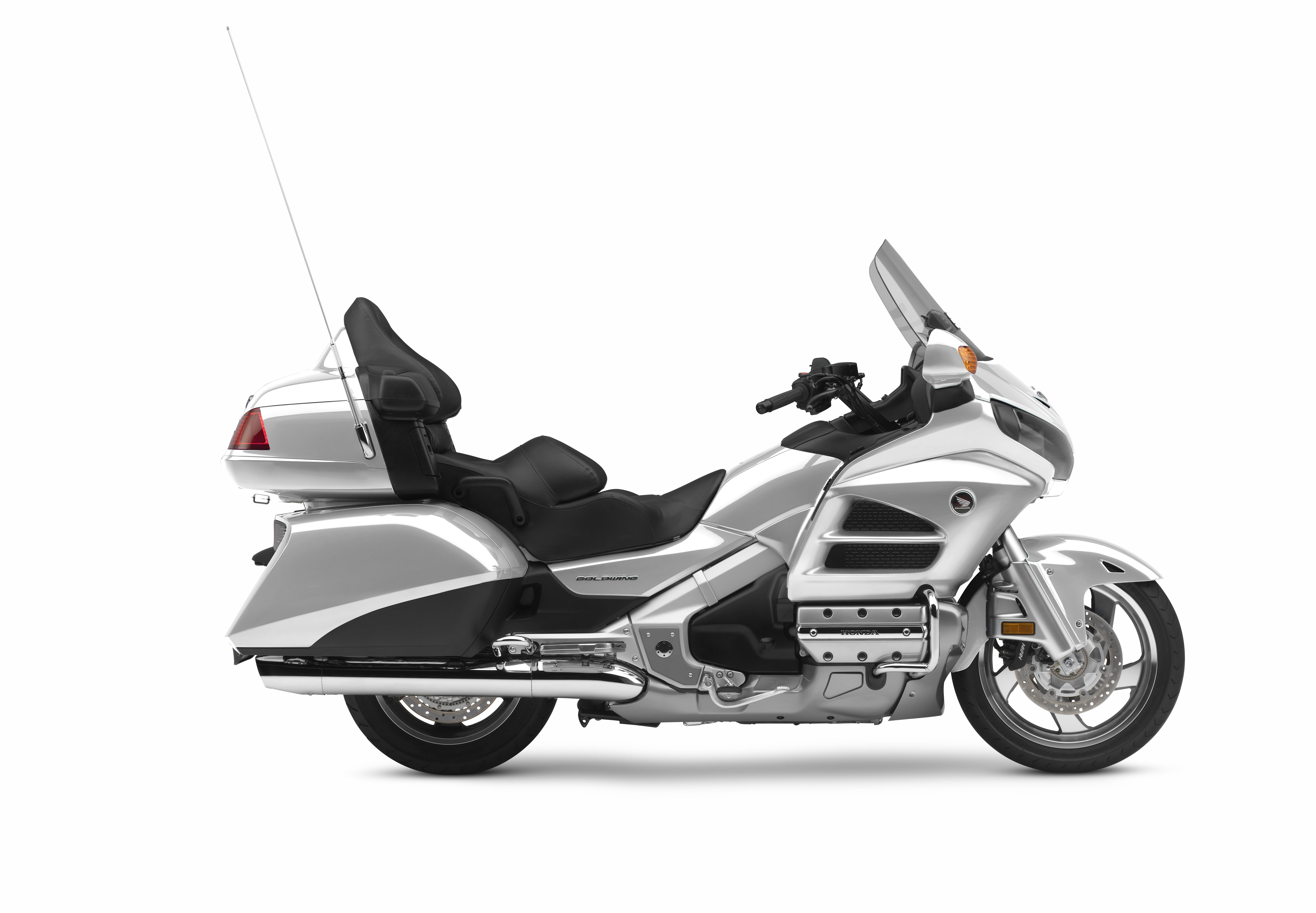Revealed: 40th anniversary Gold Wing