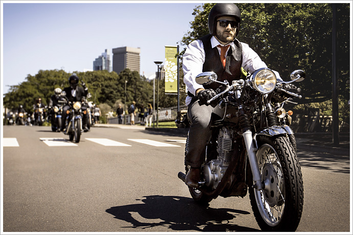 Distinguished Gentleman's Ride less than a month away