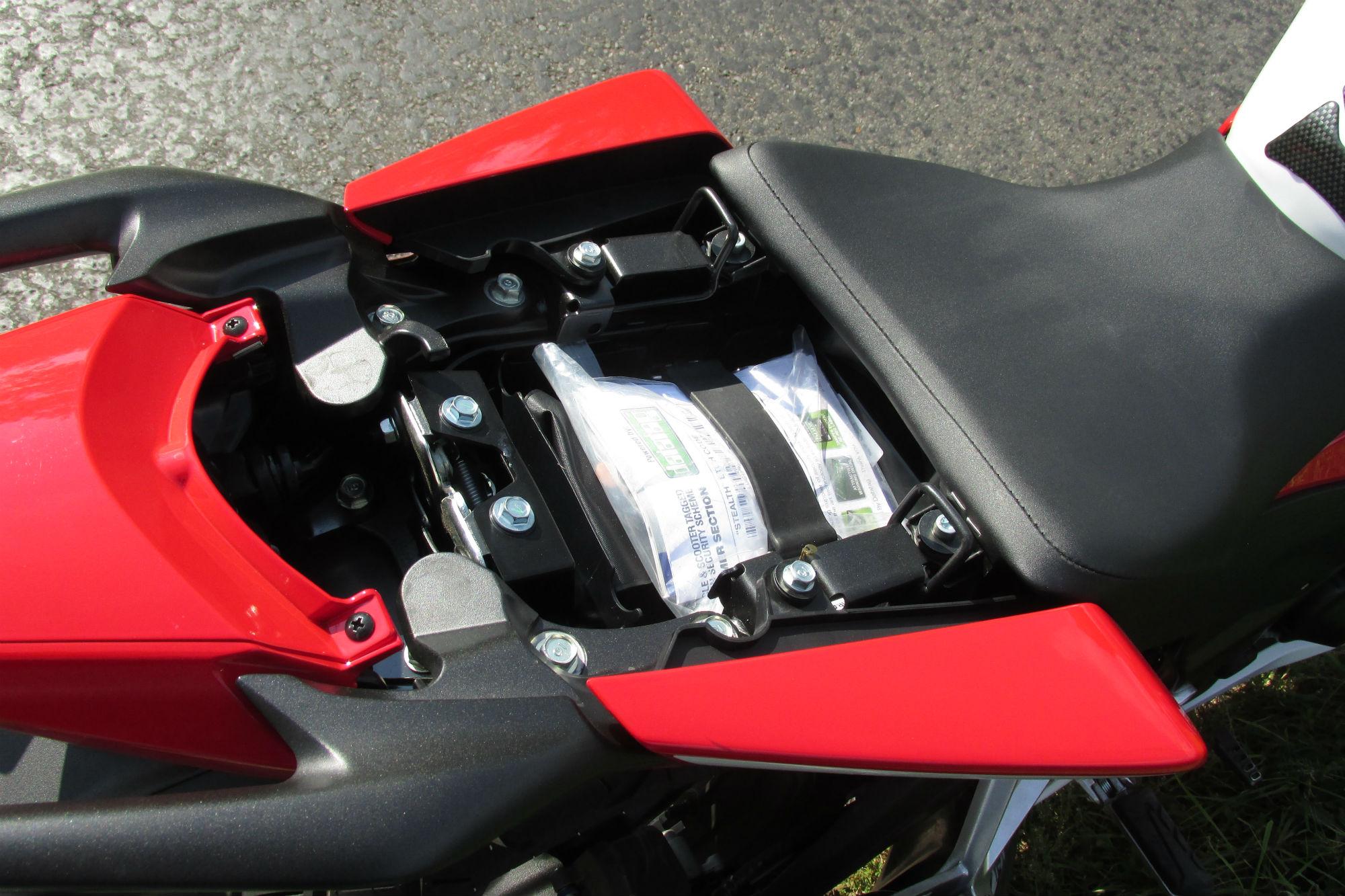 First ride: Honda CBR300R review