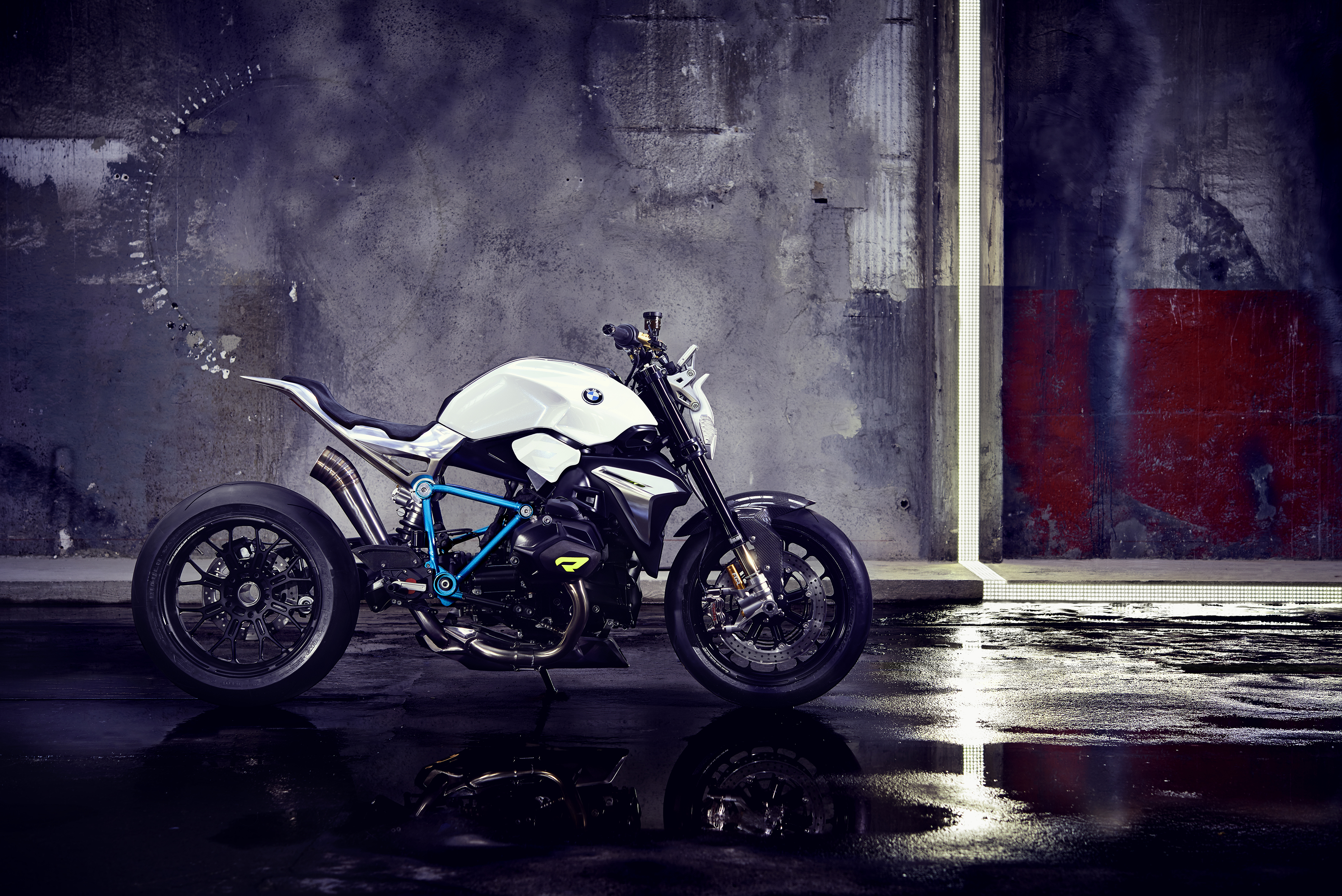 71115 Extraordinary Bmw R 1200 R Street Fighter Cars Trend