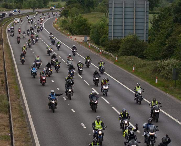 More motorcycles equals safer roads, says MCIA
