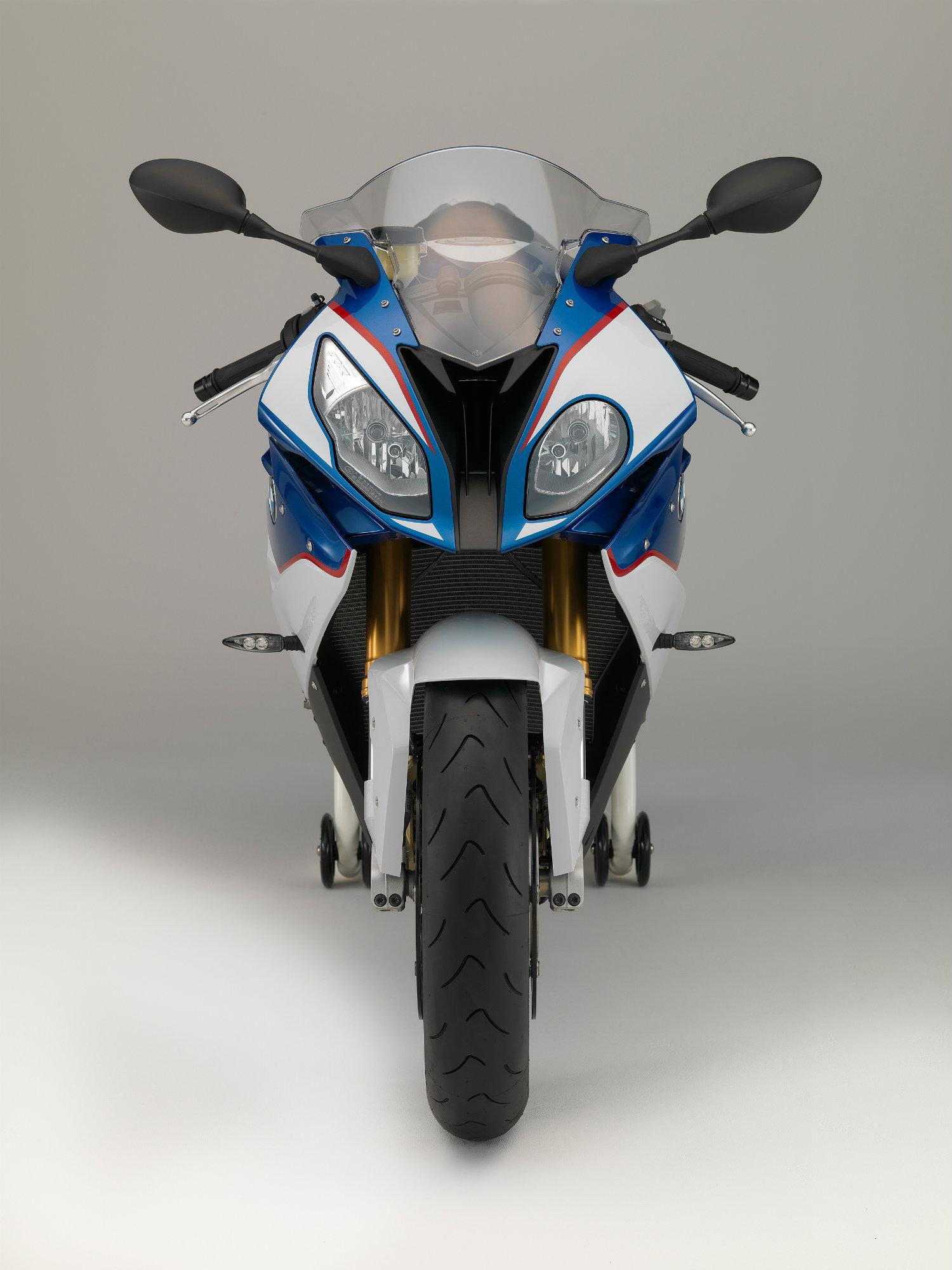 Intermot 2014: New BMW S1000RR unveiled